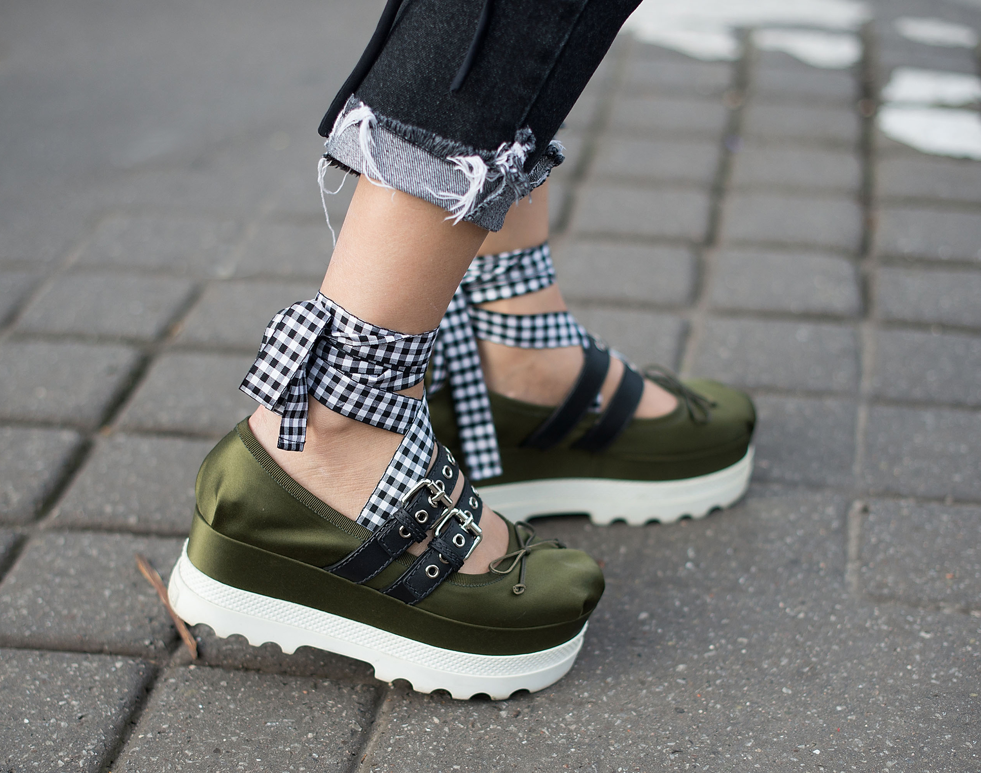 WRAP UP FLATFORMS