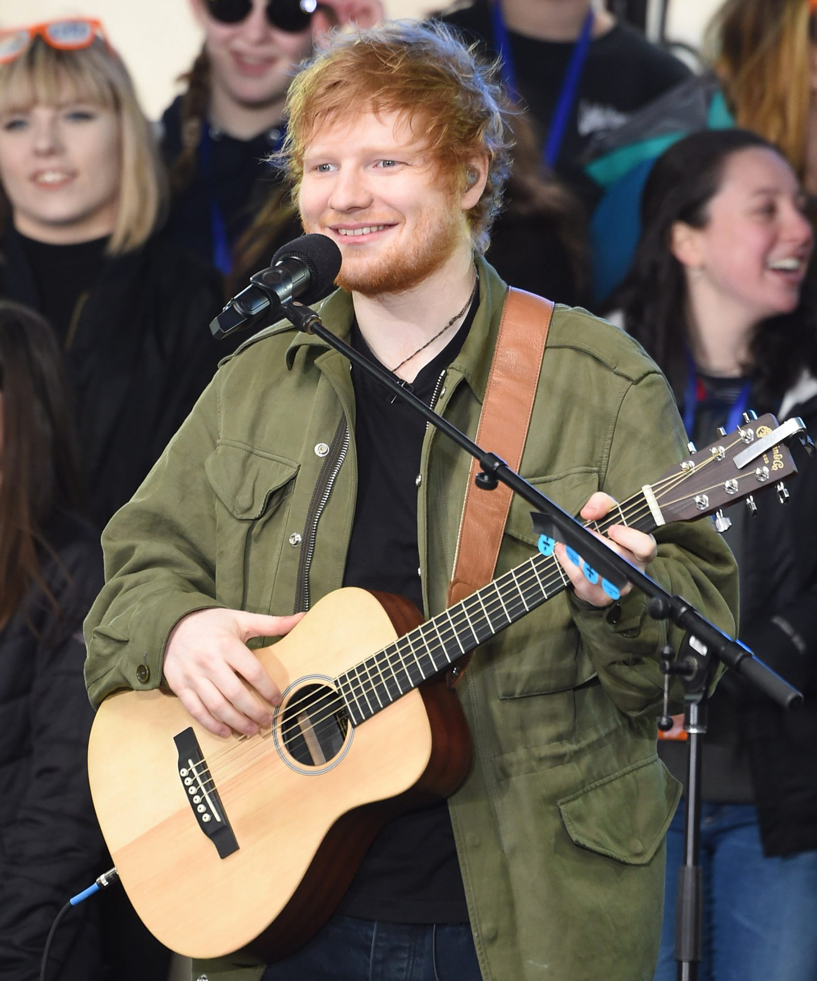 Ed Sheeran Is Going on Tour This Summer—Here's Where to See Him Live
