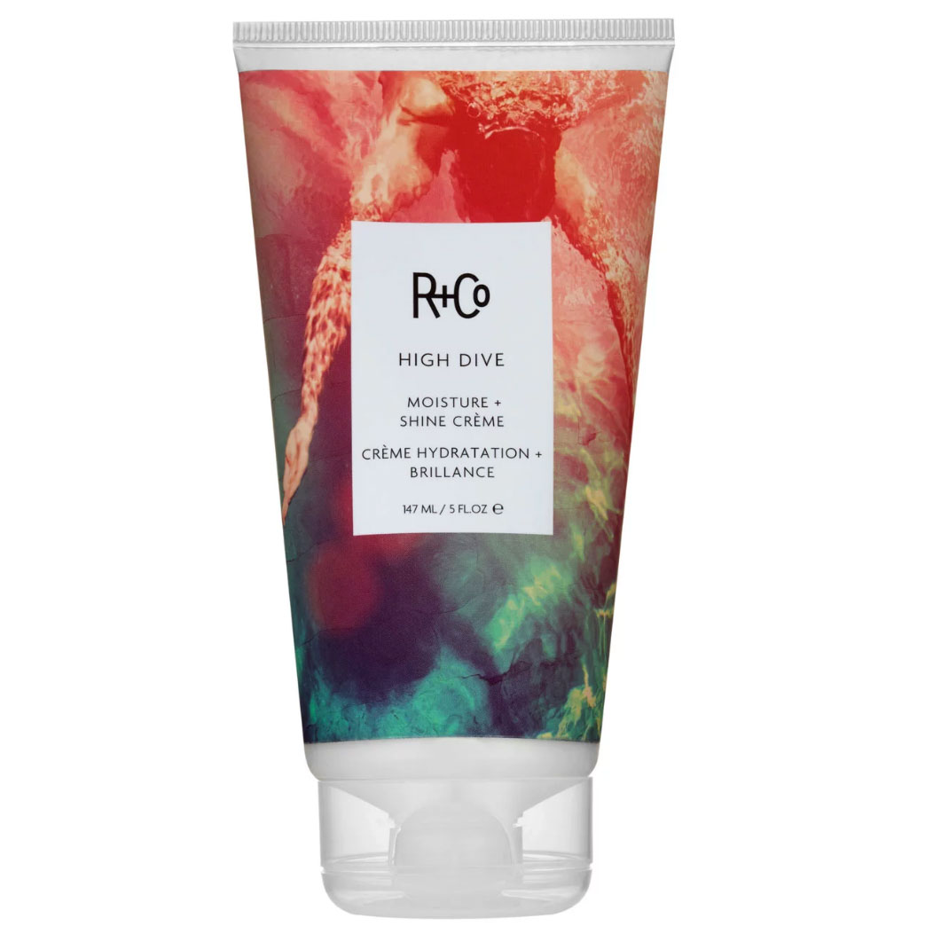 R + Co High Dive Ultimate Shine + Moisture Cream