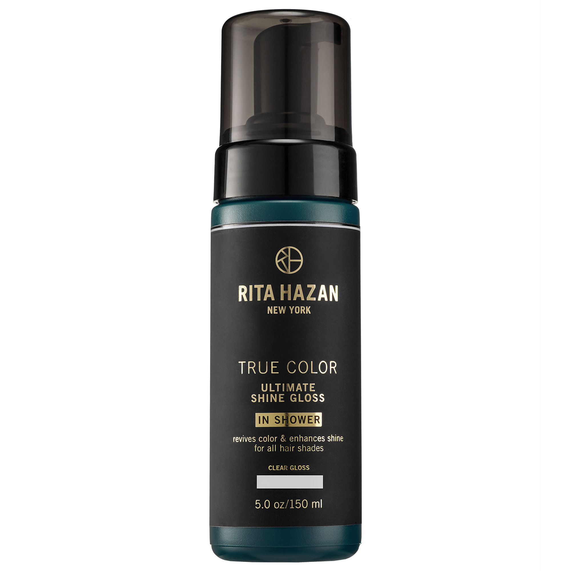 Rita Hazan Ultimate Shine Gloss in Clear