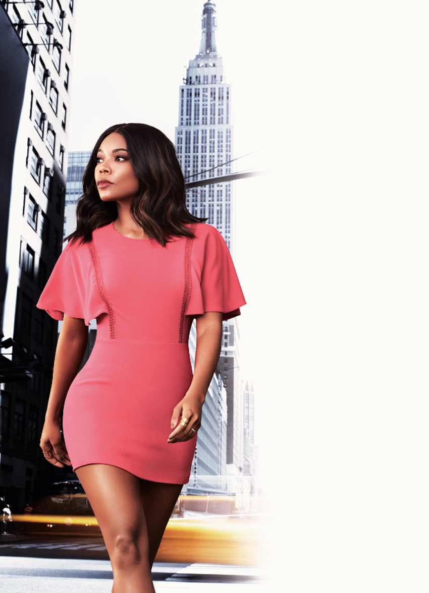 Gabrielle Union's Great Style Is Coming to a Billboard Near You (and Then Your Closet!)