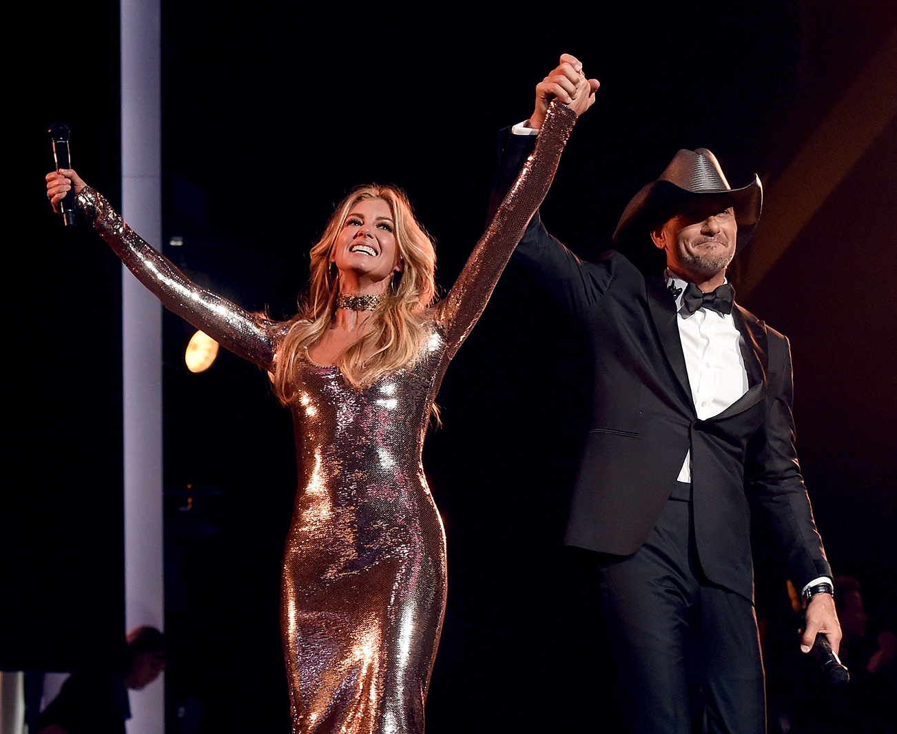 Faith Hill and Tim McGraw Perform a New Duet and We Can't Handle It