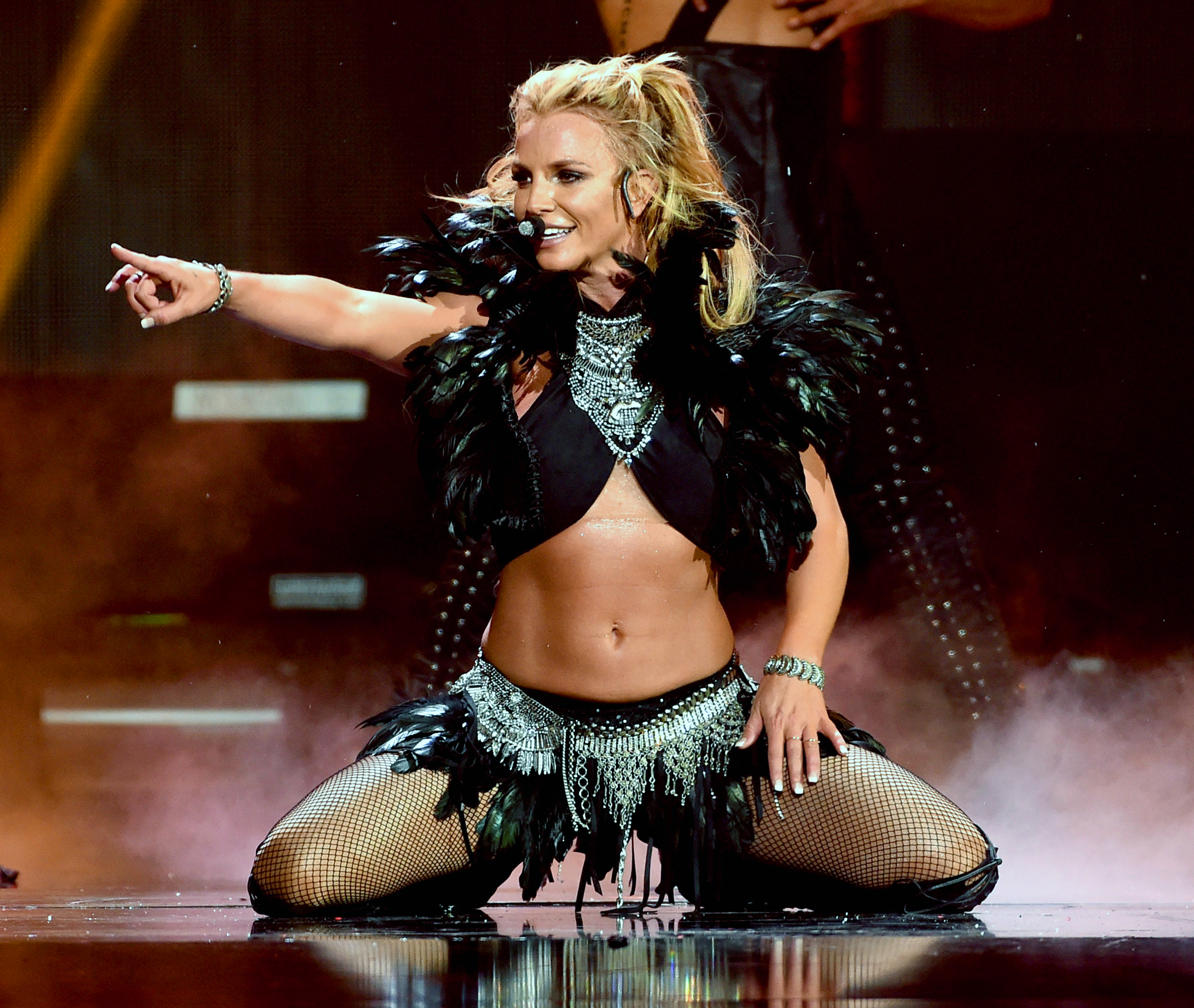 Sounds Like Britney Spears' Vegas Residency Is Ending
