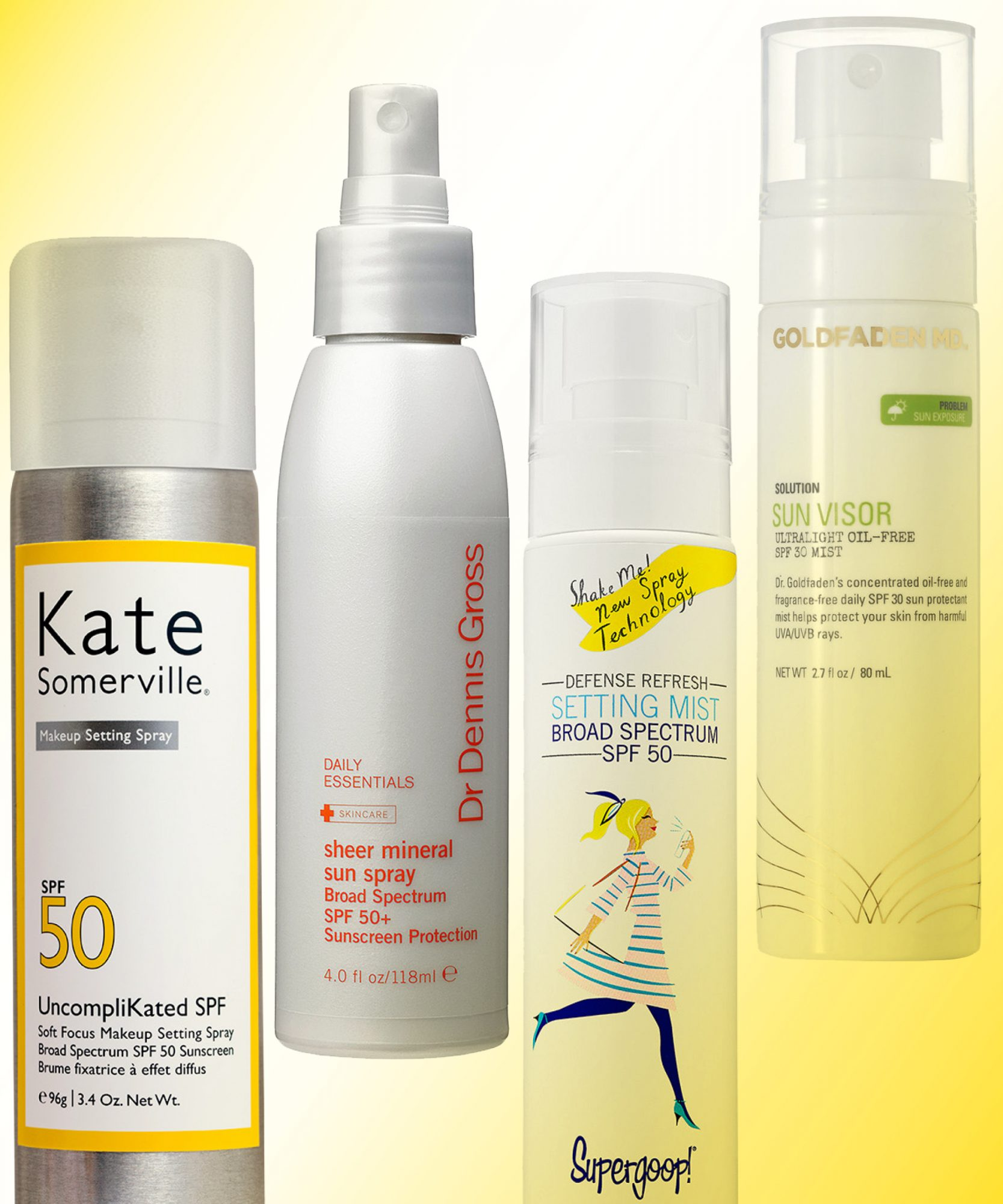 Sunscreen Mists - Lead