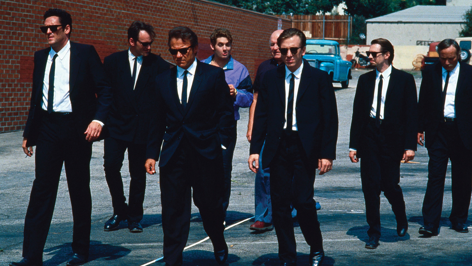 RESERVOIR DOGS 25th ANNIVERSARY ON 35MM FILM