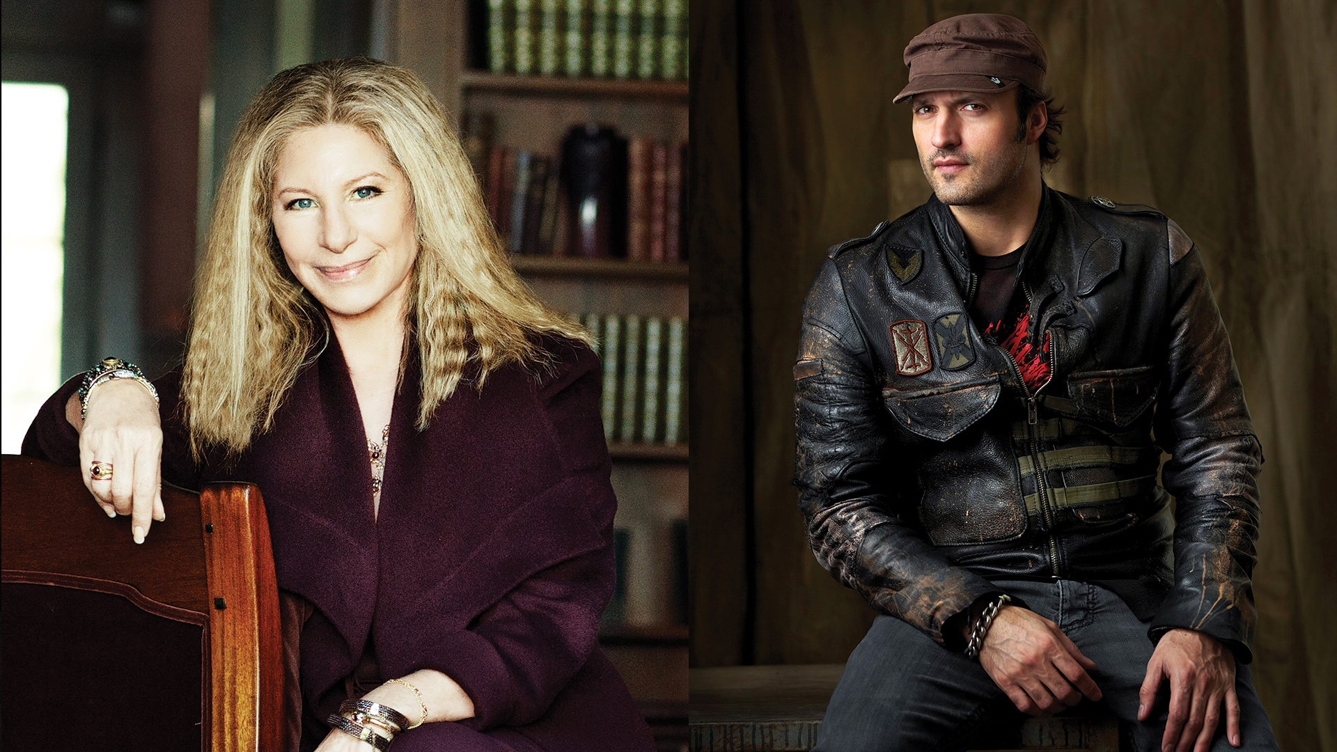 BARBRA STREISAND TALKS TO GORE DIRECTOR ROBERT RODRIGUEZ