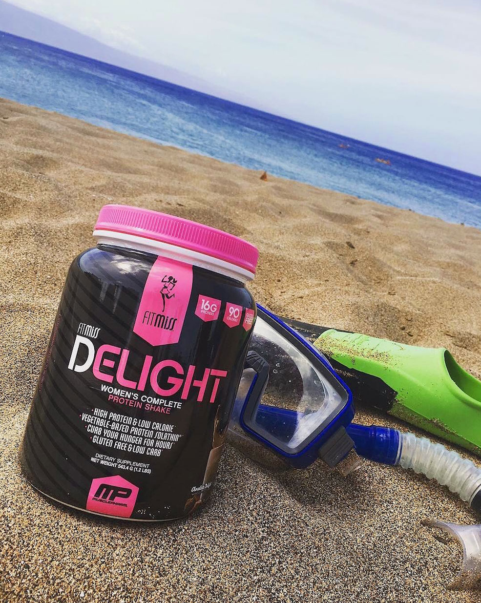 <p>FitMiss Delight Protein Shake</p>