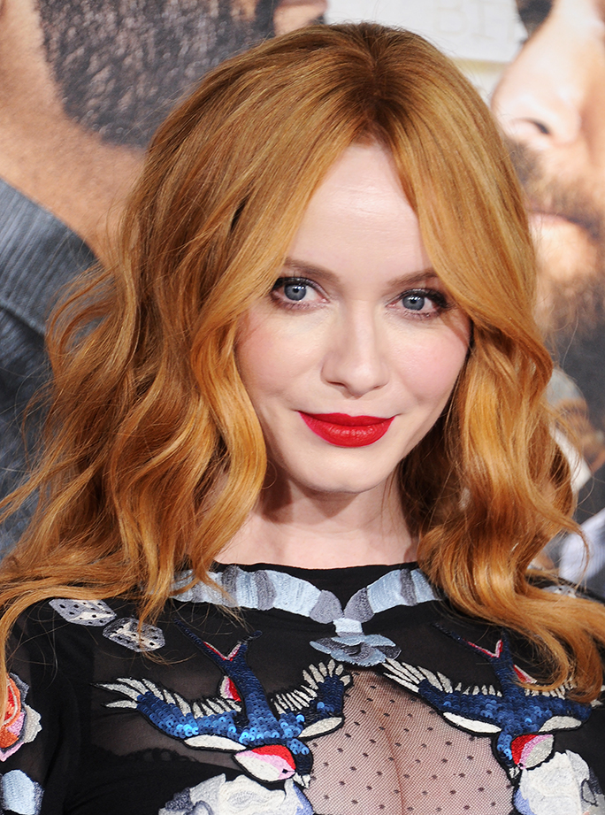 <p>Christina Hendricks</p>
