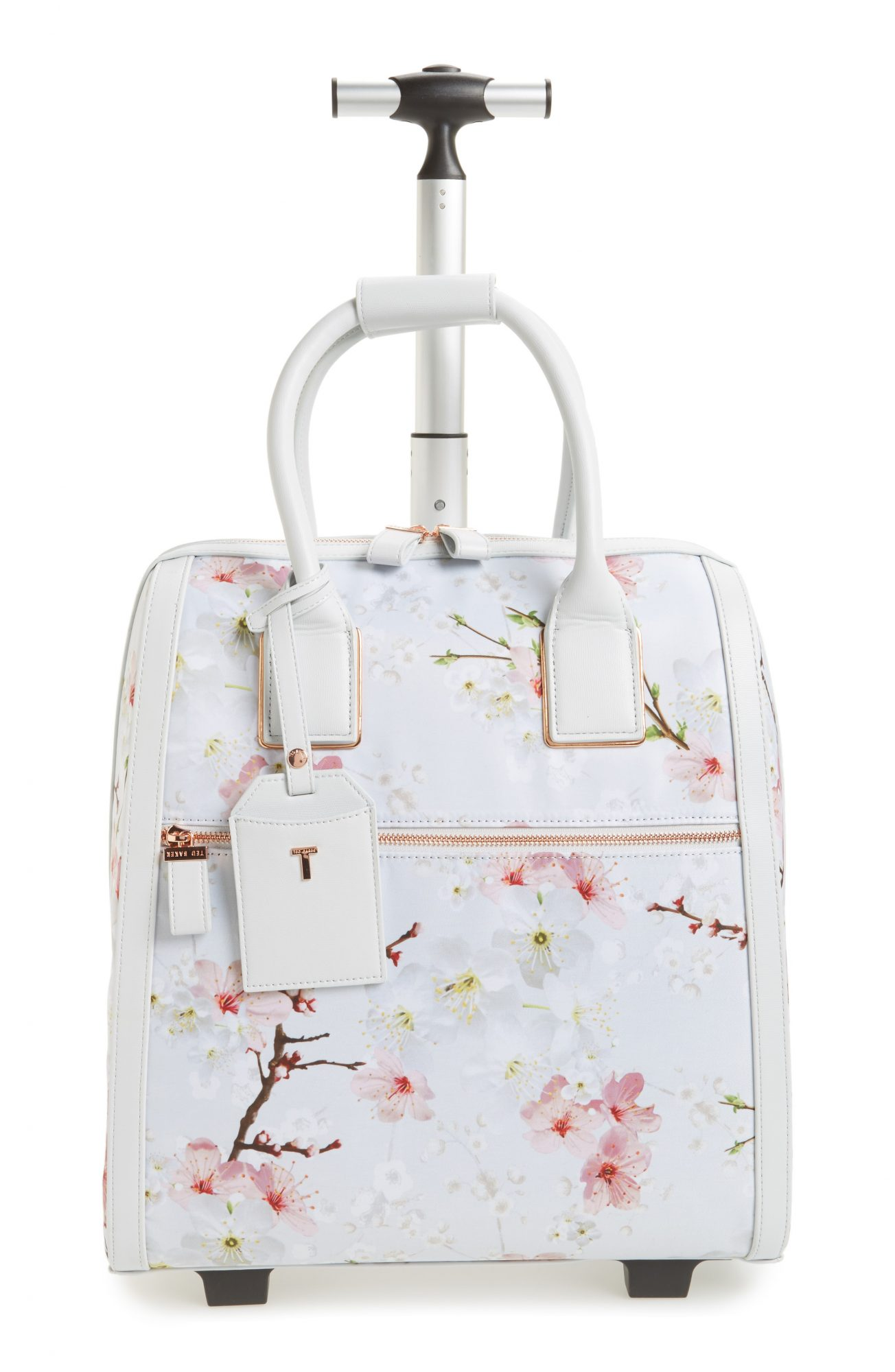 ebaf57ce6 Ted Baker Alayaa Cherry Blossom Two-Wheel Travel Bag