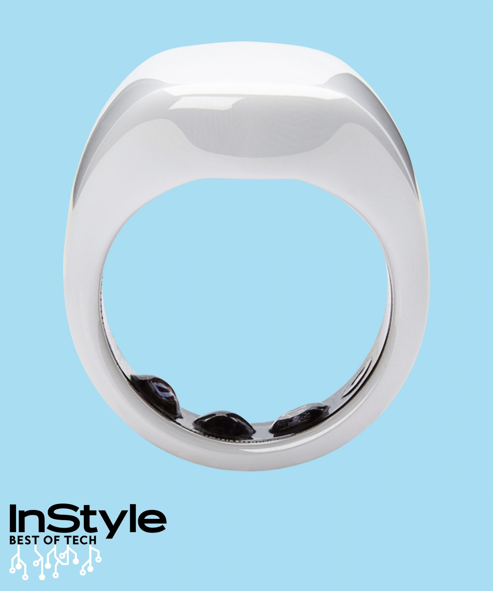 Best Sleep-Monitoring Gadget: Oura Ring