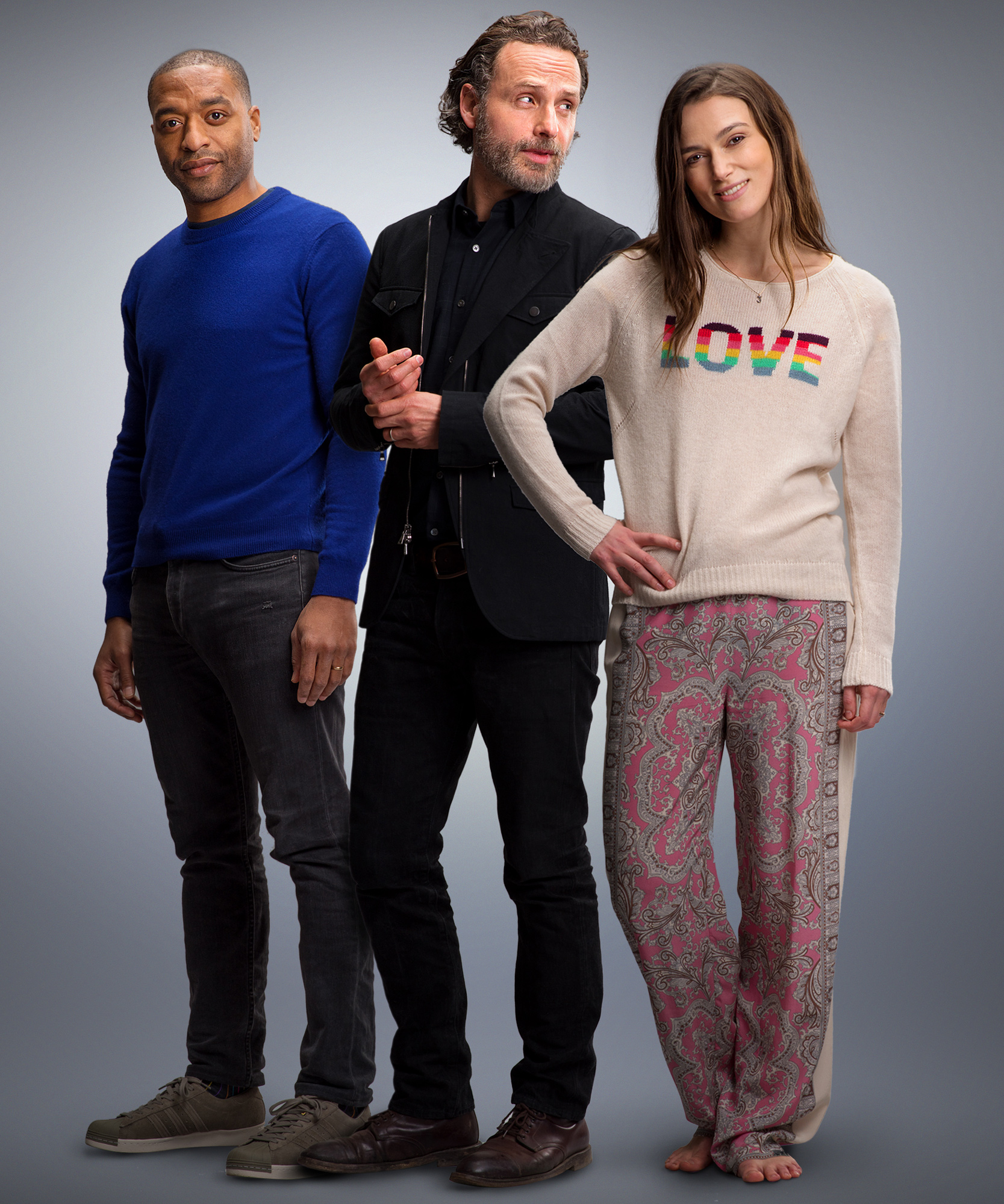 Snatch Up This Exclusive <em>Love Actually </em>Red Nose Day Tee Before It Sells Out