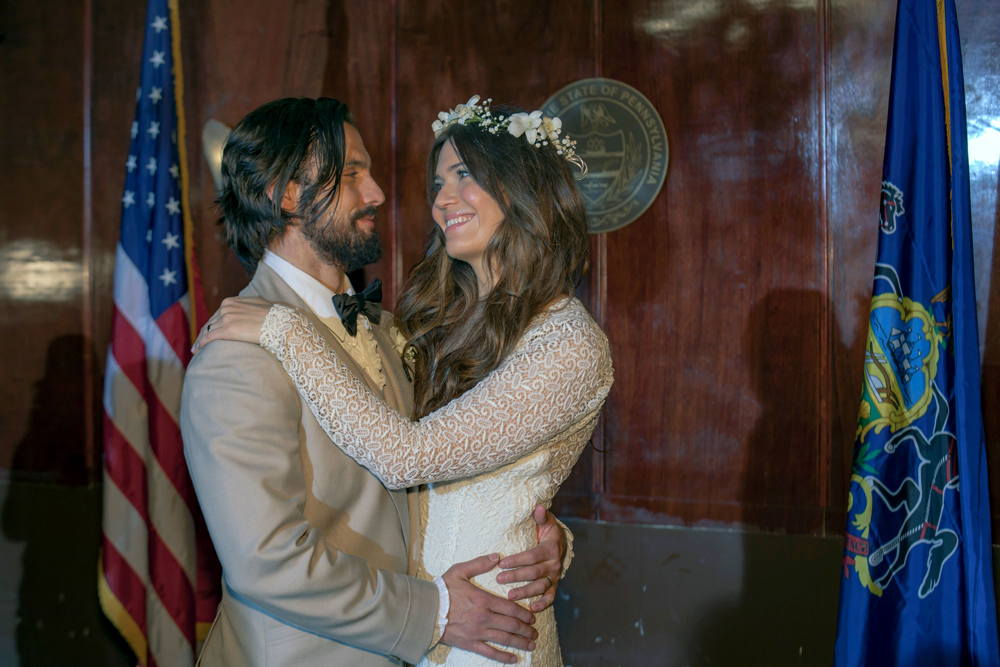 This Is Us Inspired Wedding - 2