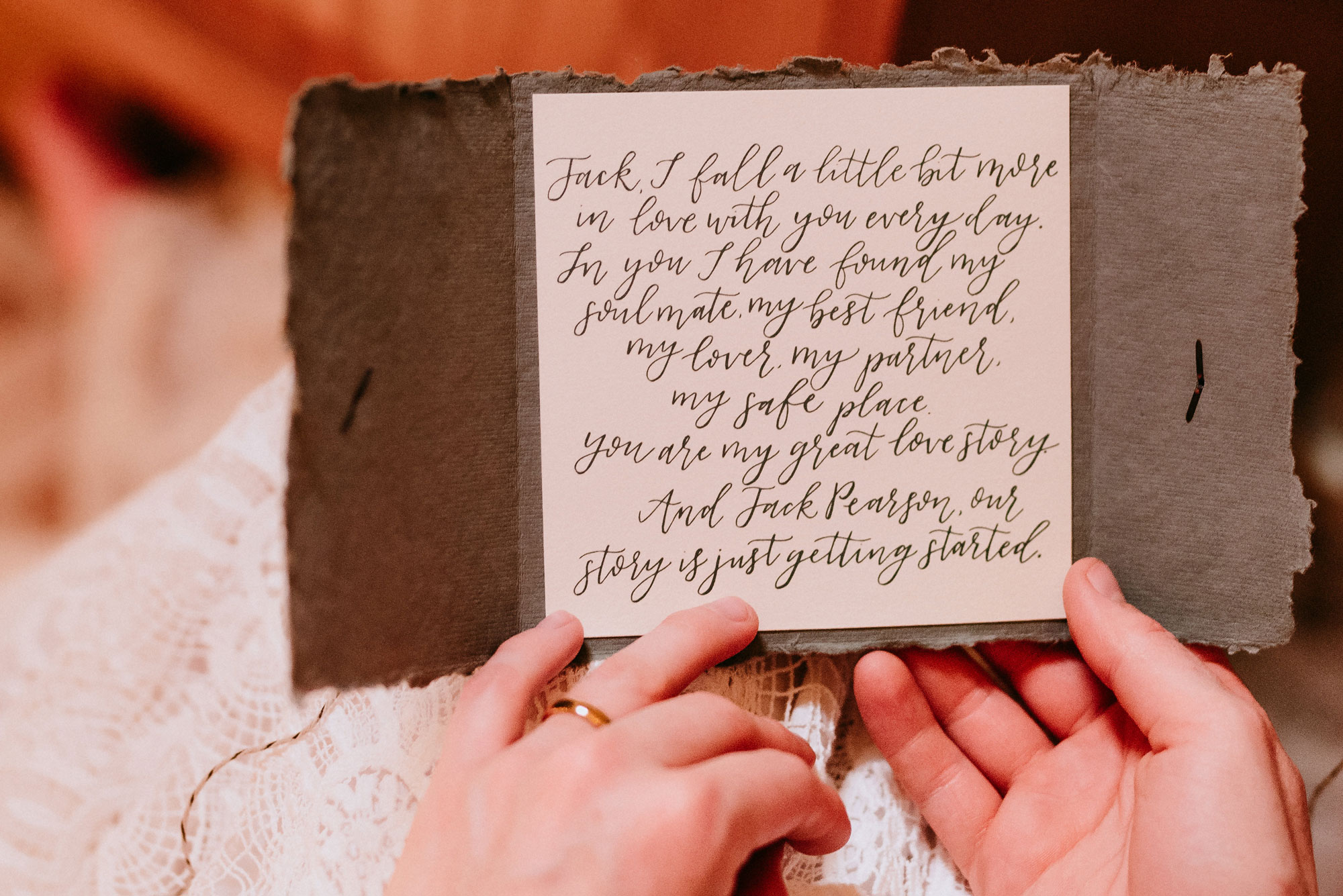 This Is Us Inspired Wedding - 3