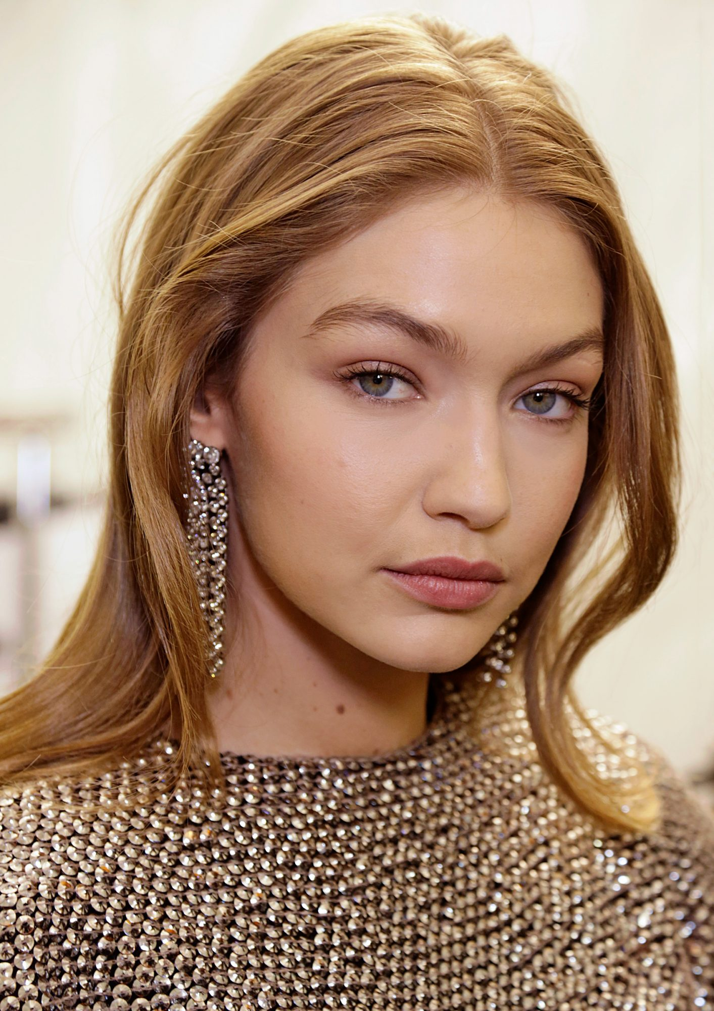 Gigi Hadid and Her Dad Are Basically Matching