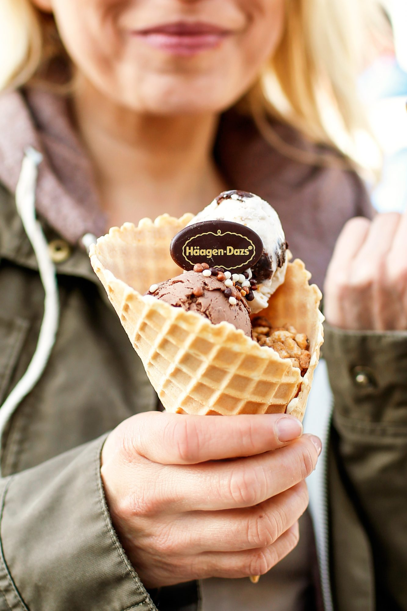 Did Someone Say Free Ice Cream? Häagen-Dazs Is Hooking You Up