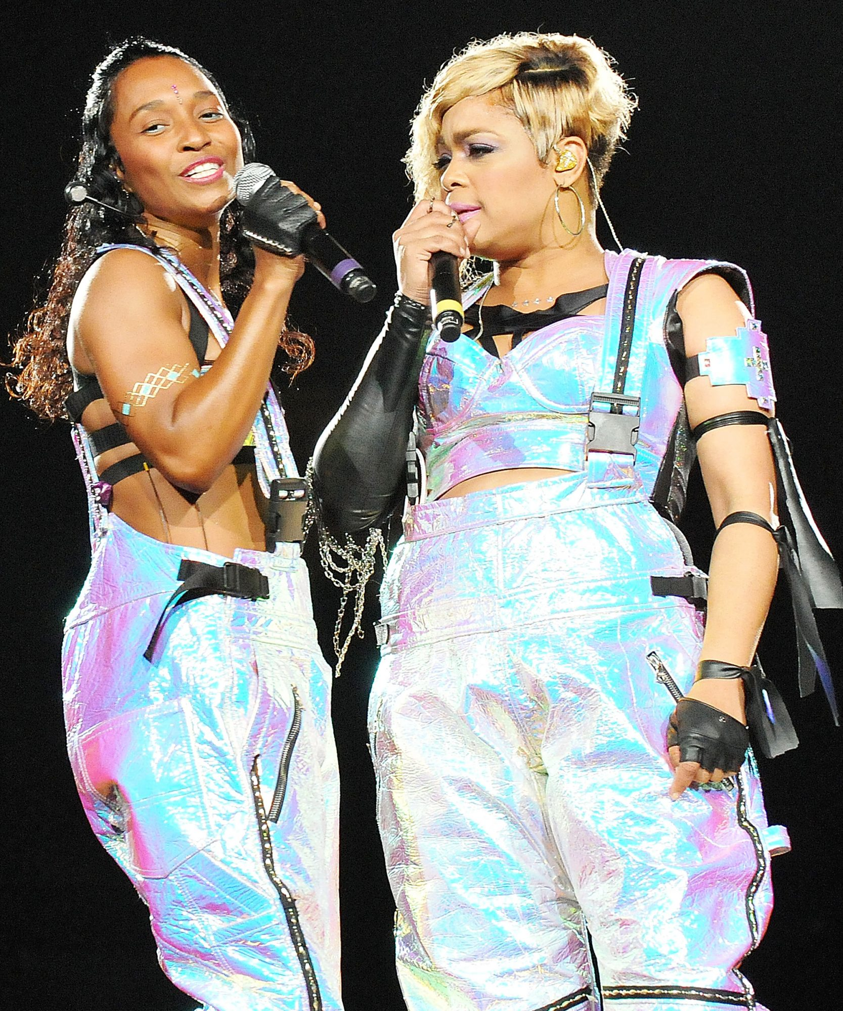 TLC Fans Have Decided the Name of the Group's Final Album