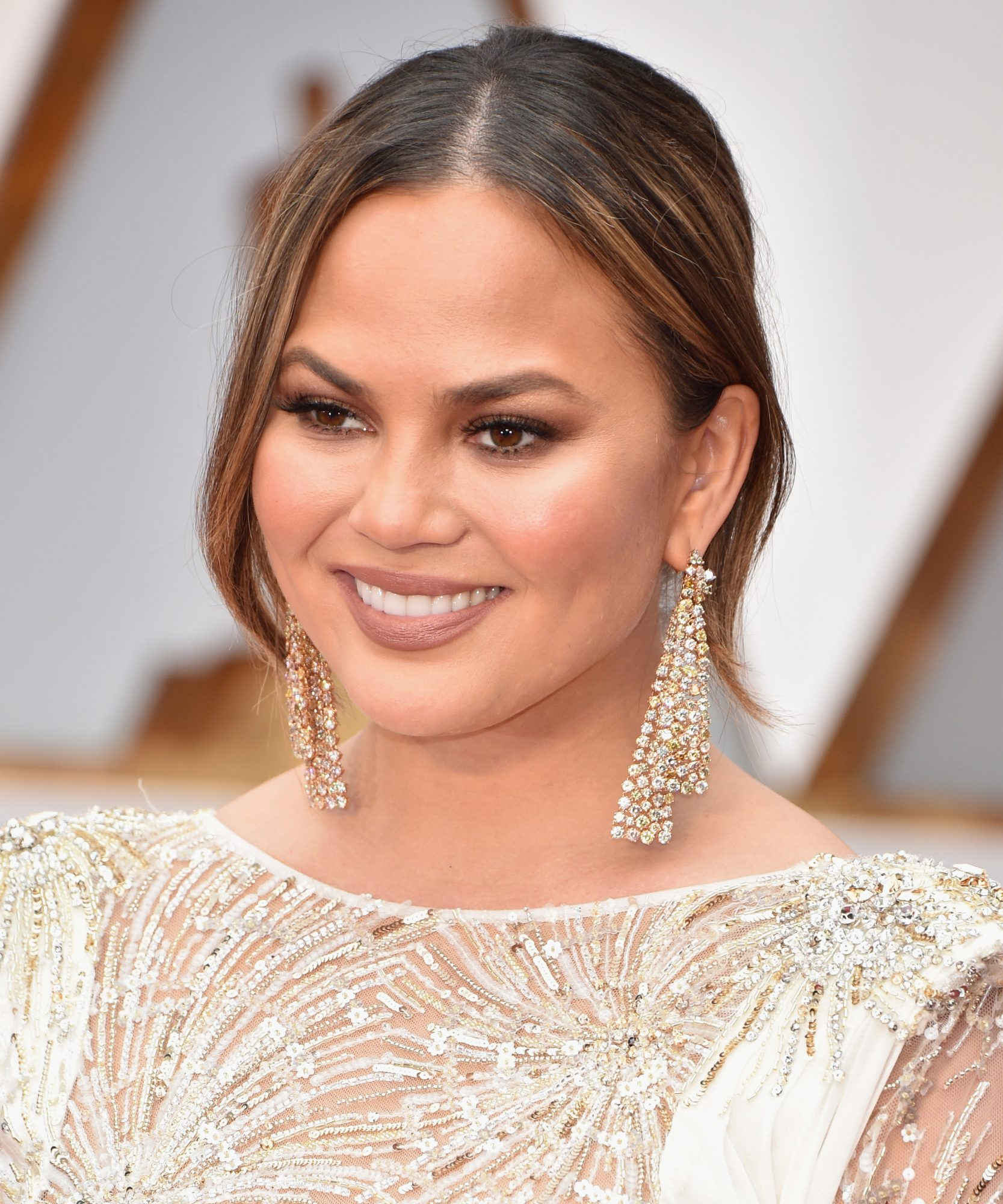 Why Chrissy Teigen Is Giving Up Spray Tans
