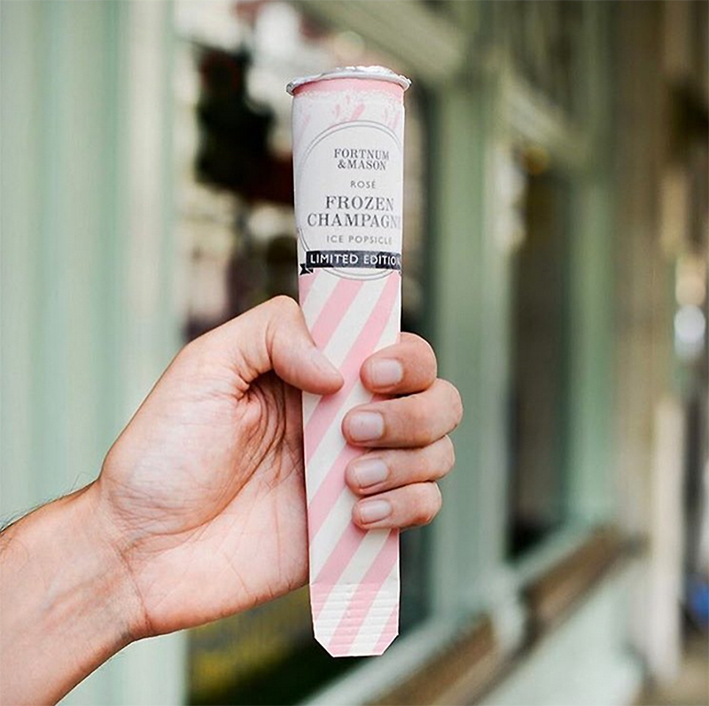 Prosecco Popsicles Are a Thing and You'll Want to Stock Up This Summer