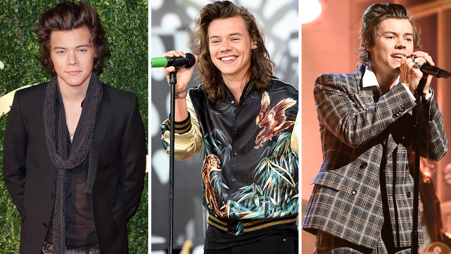 Harry Styles's Fashion Evolution - Lead