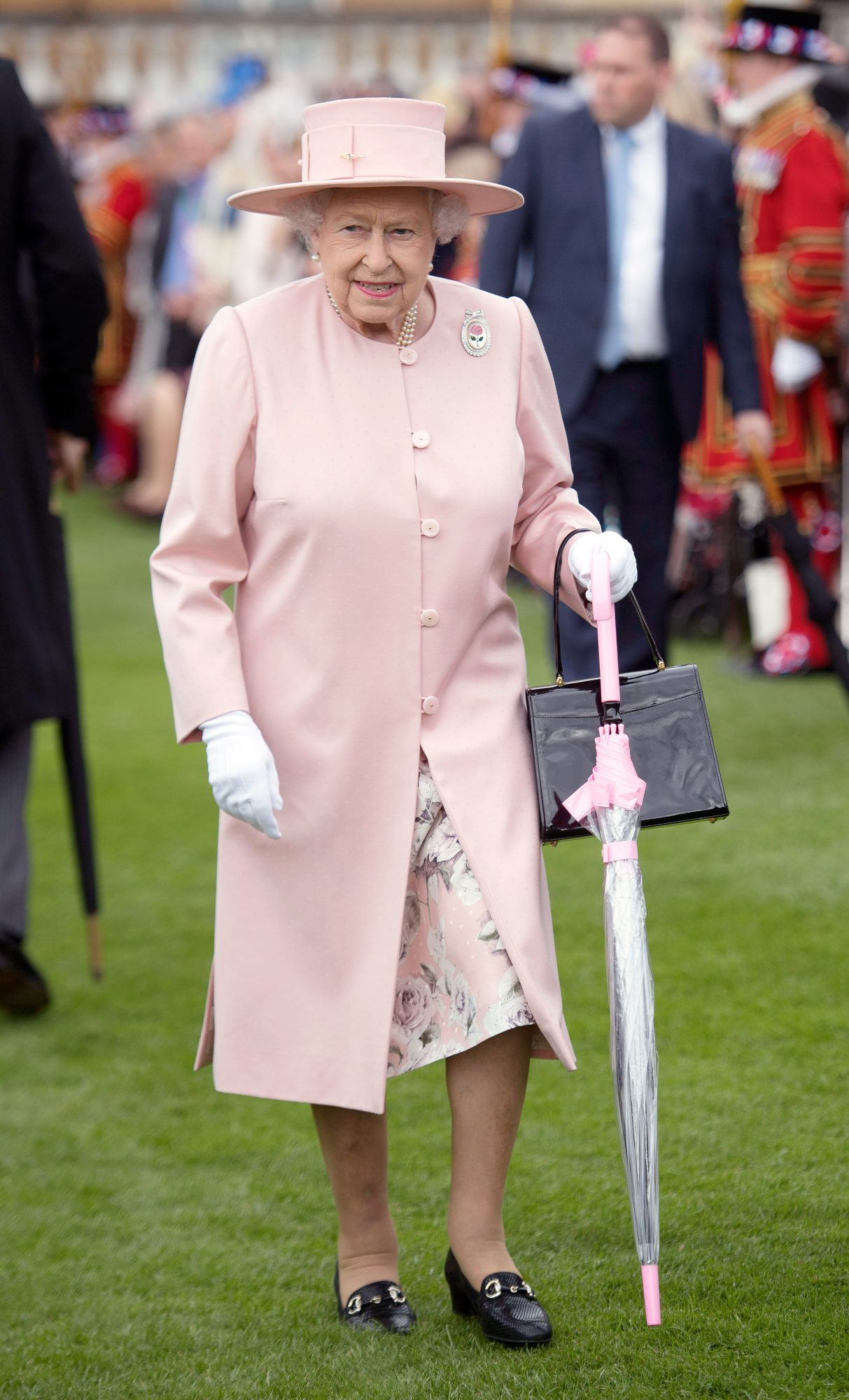 Prince William and Kate Middleton Join Queen Elizabeth for ...