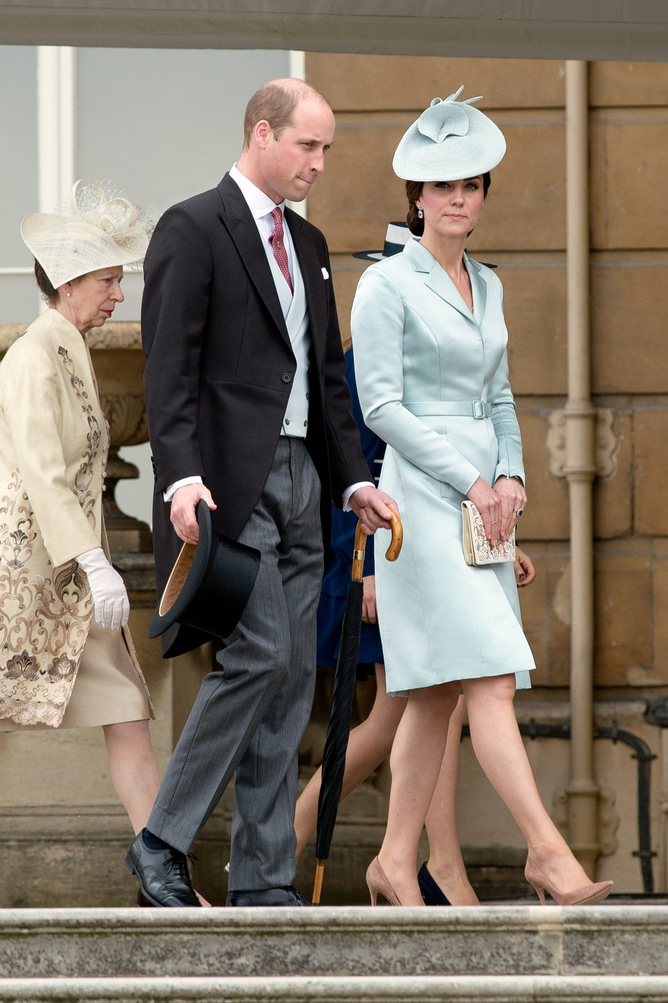 Prince William and Kate Middleton Join Queen Elizabeth for a Royal Garden Party