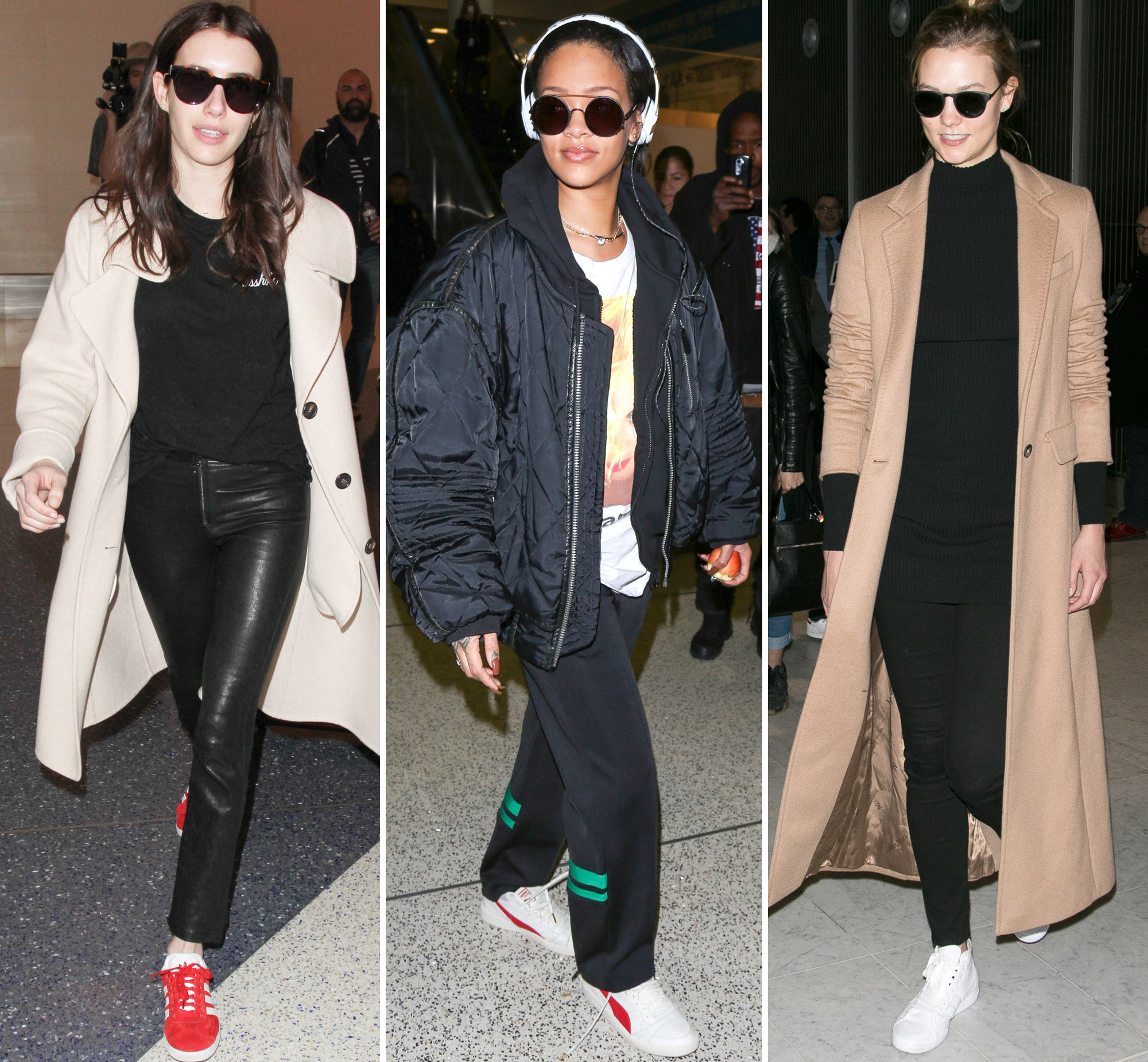 9 Cute and Comfy Sneakers Perfect for Sprinting Through the Airport