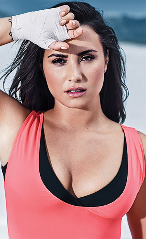 Demi Lovato's Fabletics Collab Is Here to Get You Fit Before Summer