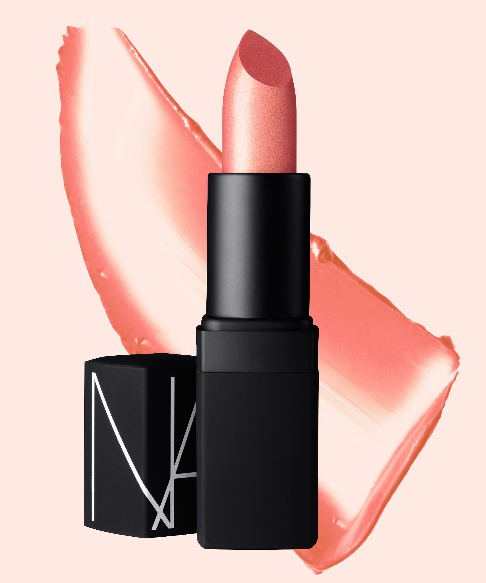 NARS Just Launched a New Orgasm Lipstick—and We Put It to the Test
