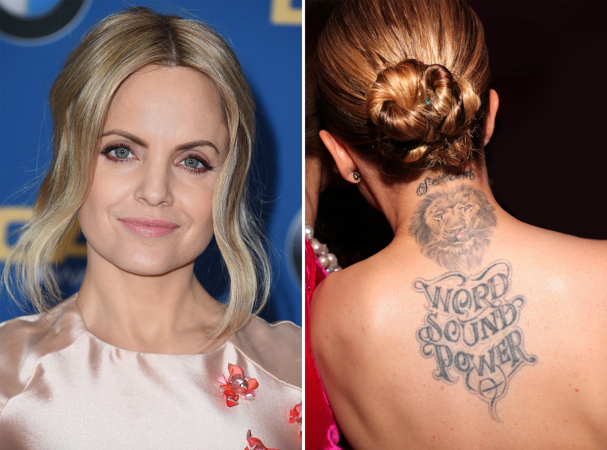 Celebrities With Lion Tattoos Instylecom