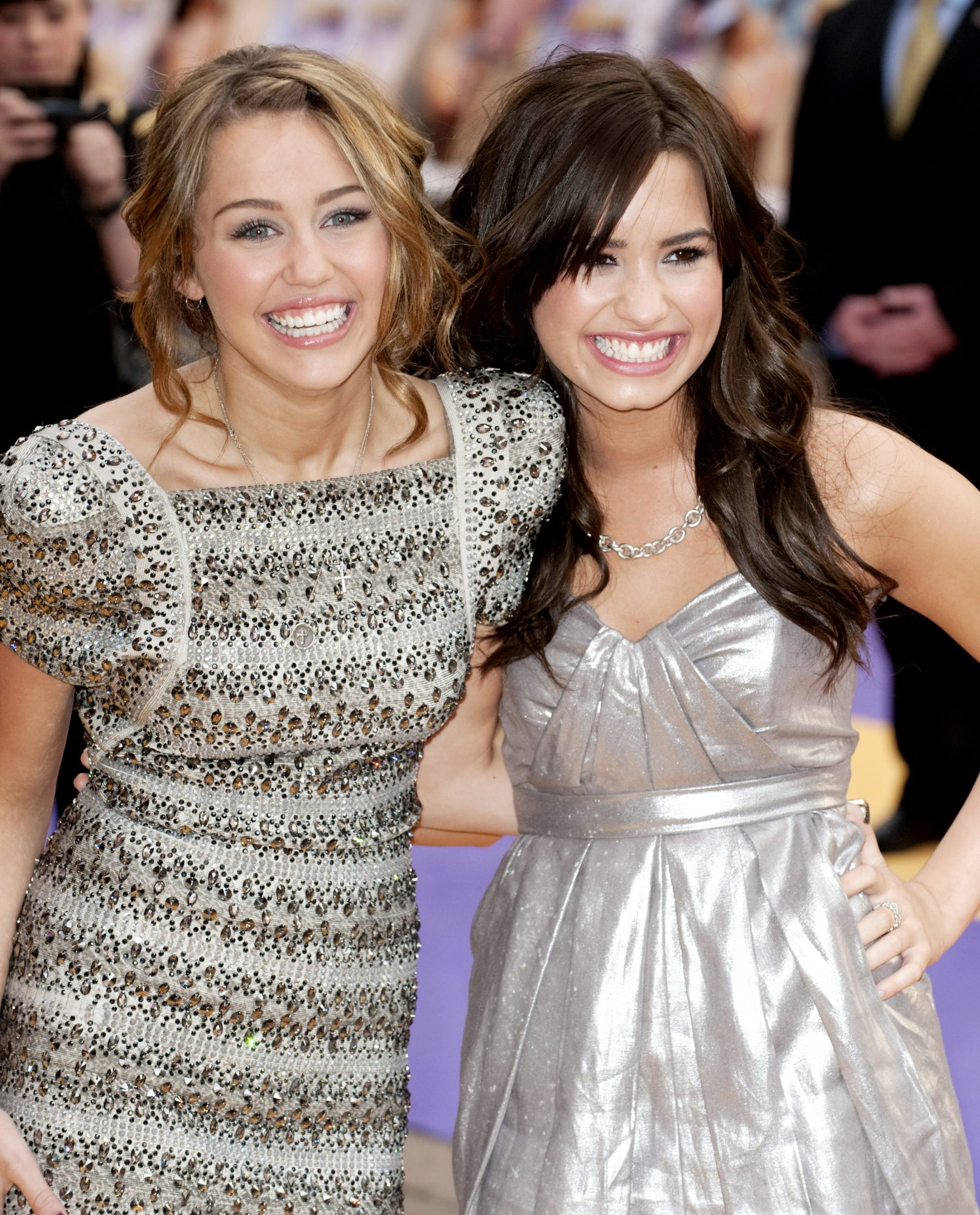 "Demi Lovato Gushes Over Miley Cyrus's Newfound Sobriety: ""I Am Really Proud"""