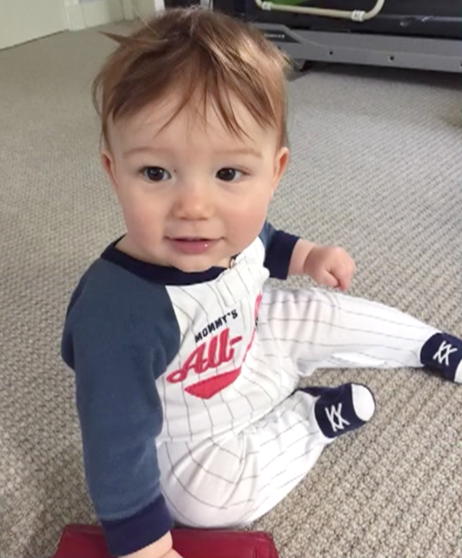 """Ellie Kemper Shares First Photo of Son James: """"He Is the Cutest Baby on the Planet"""""""