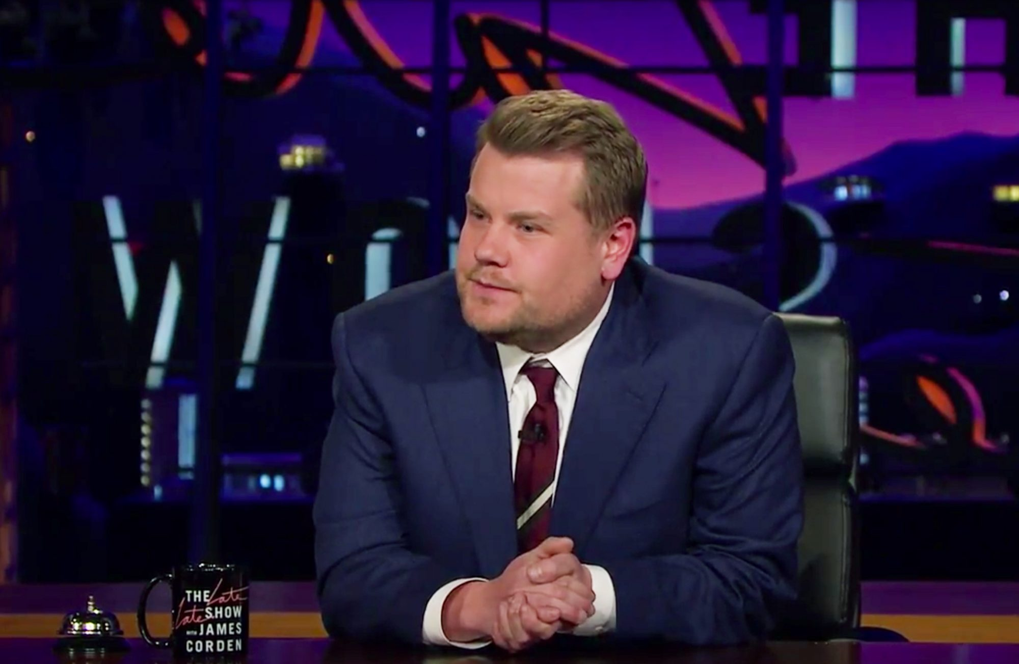 James Corden Offers Emotional Message to Manchester After Attack