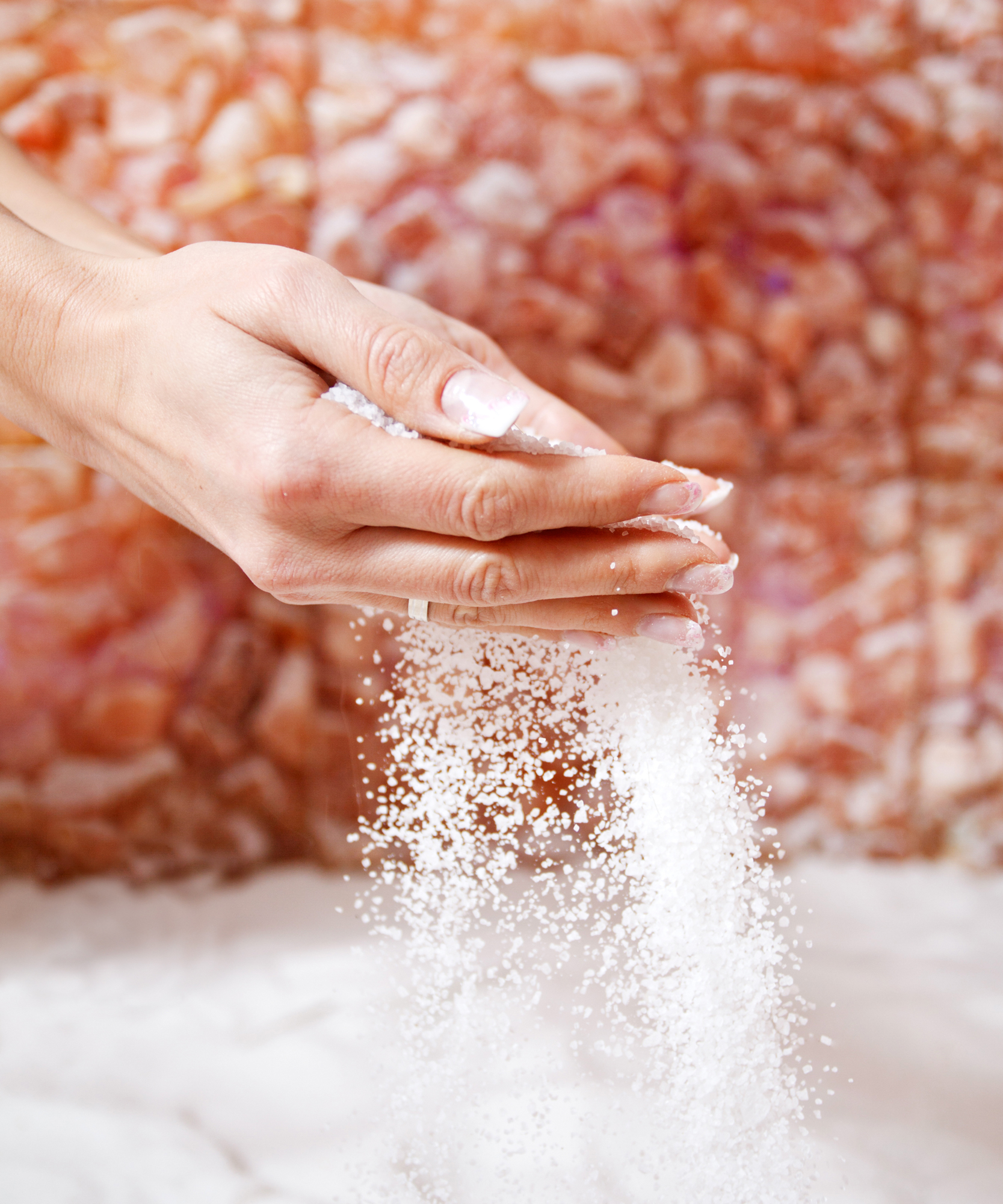 Salt Therapy Rooms MightBe the Answer to Relieving Your Seasonal Allergies