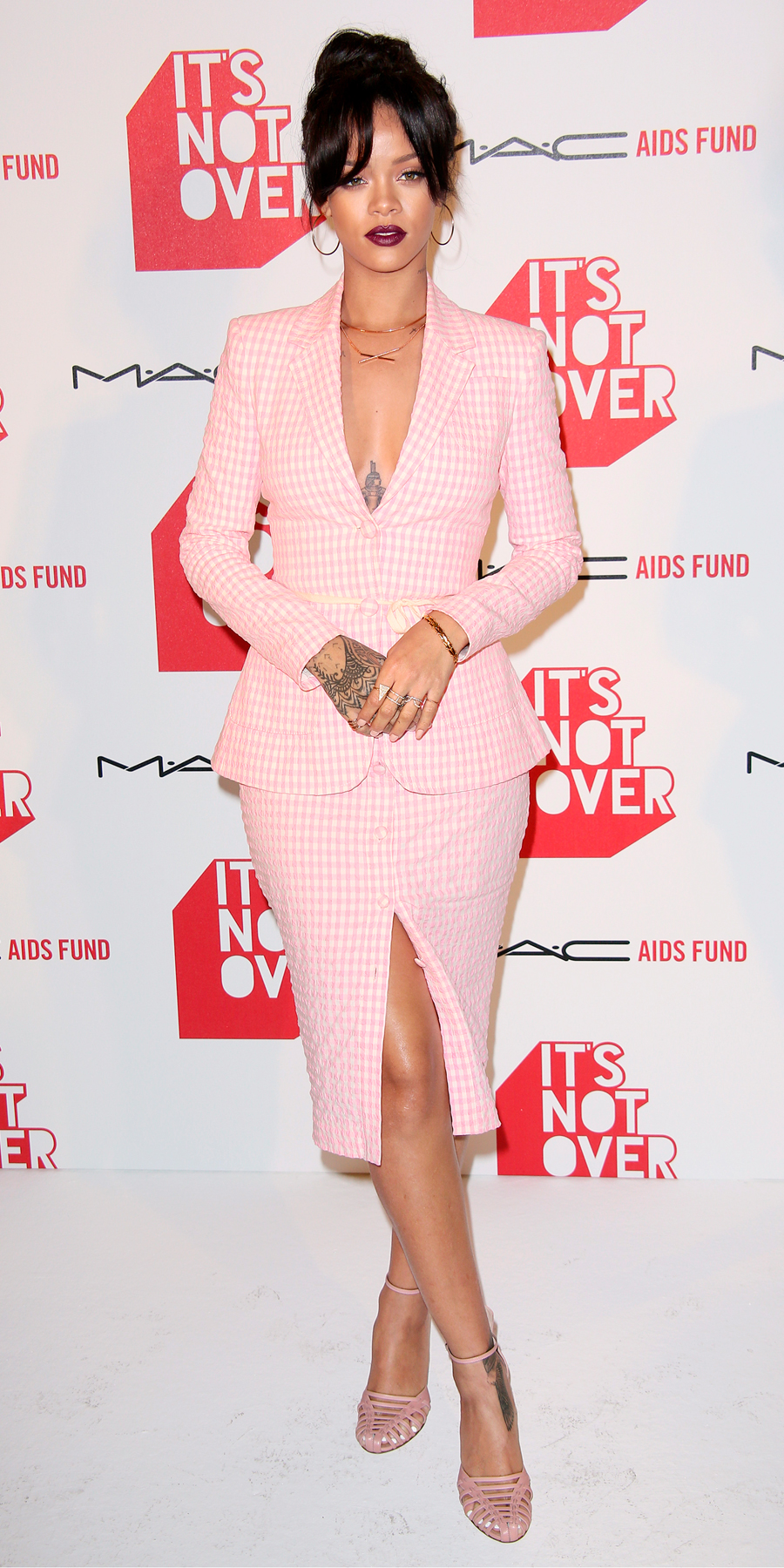In Altuzarra at the It's Not Over première in L.A. (2014)