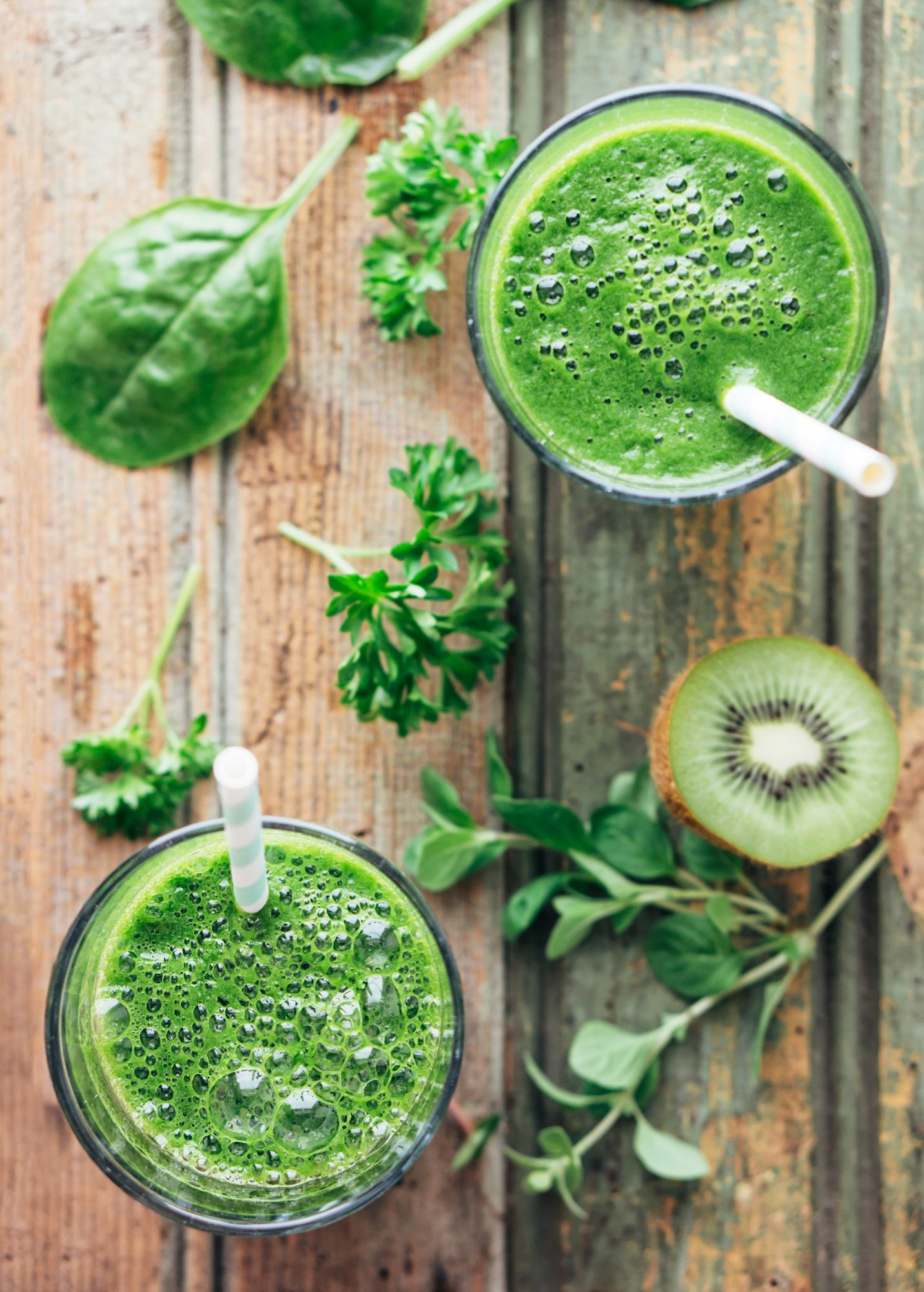 Green Smoothie - Lead