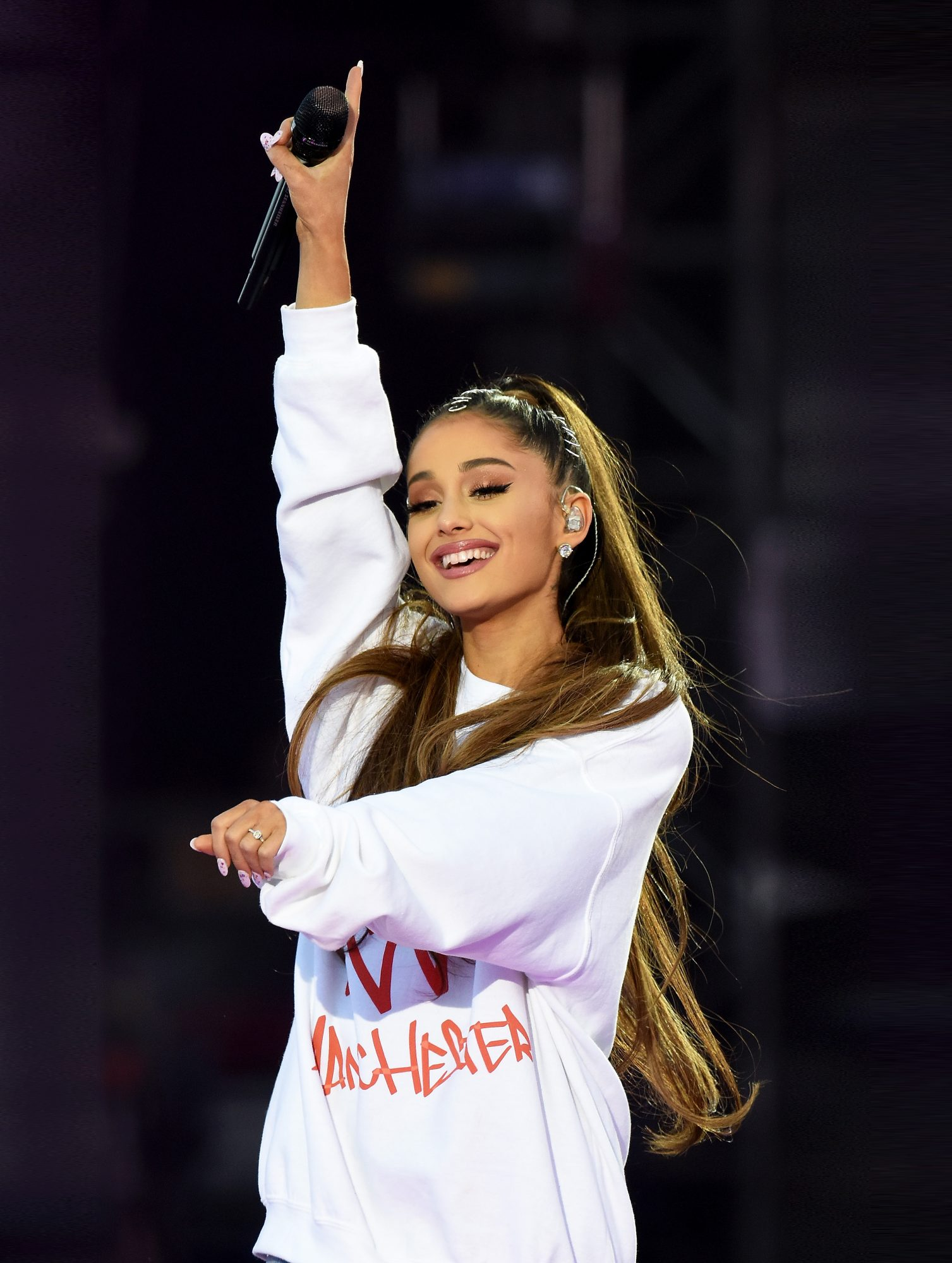 Fans Wonder If Ariana Grande Is Engaged, But She's Been Wearing That Ring for Months