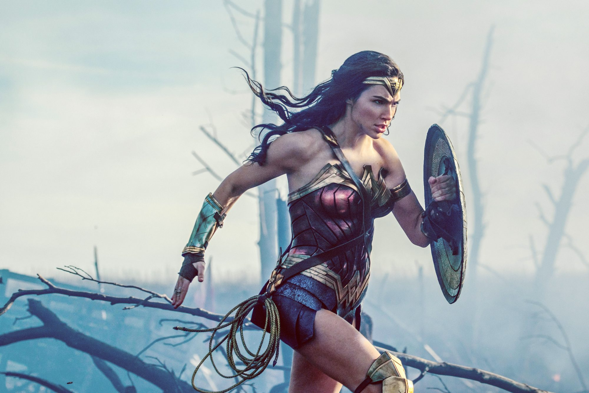 Inside Gal Gadot's <em>Wonder Woman</em> Transformation—Including How She Gained 17 Lbs. of Muscle