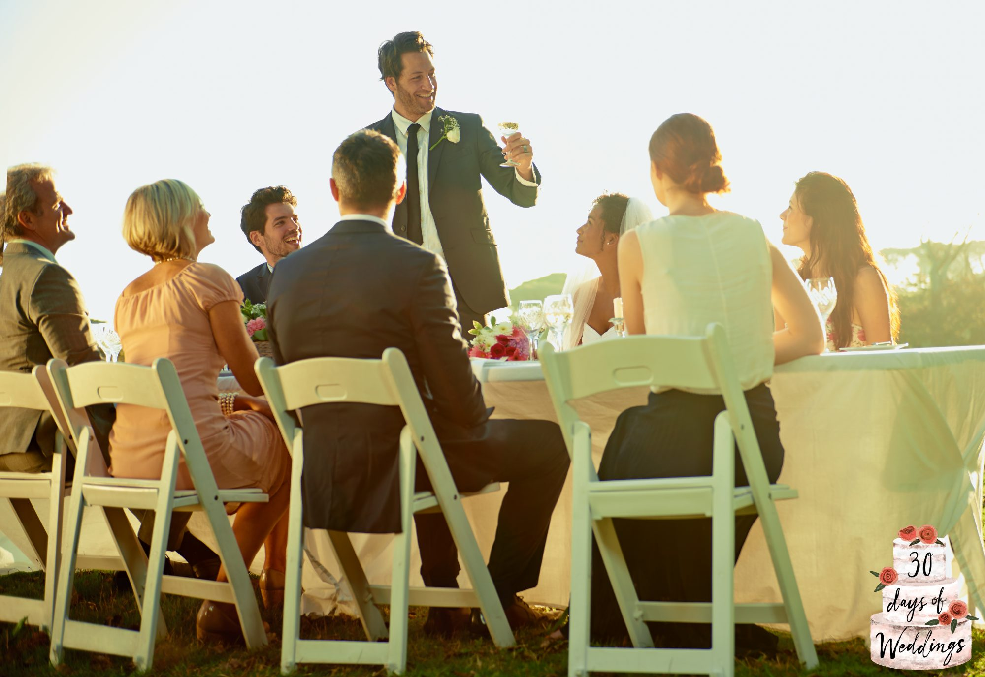 How To Give A Meaningful MOH Speech If You Hate The Groom