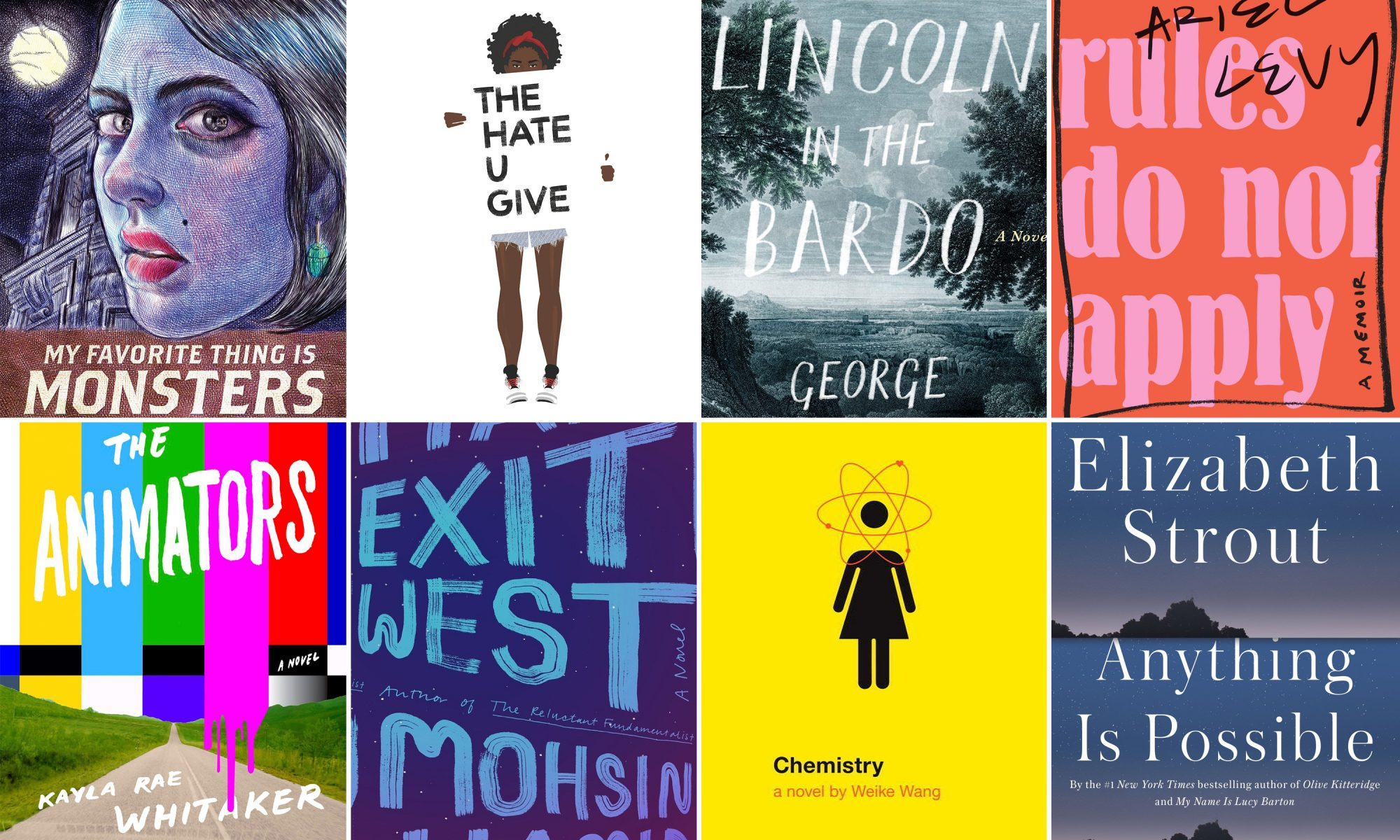 Best Books of 2017 - Lead