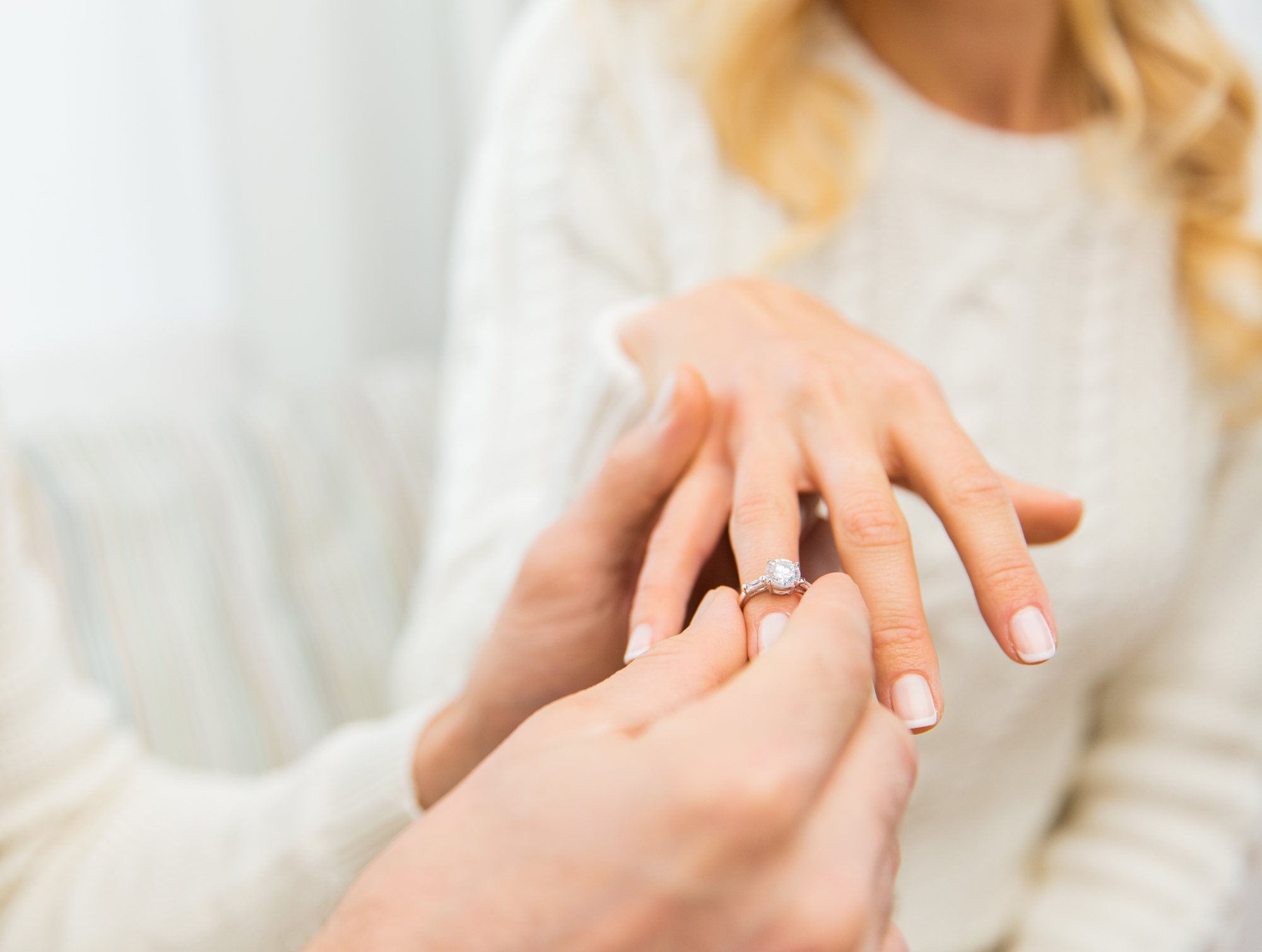 Is It Ever OK to Propose at Someone Else's Wedding?