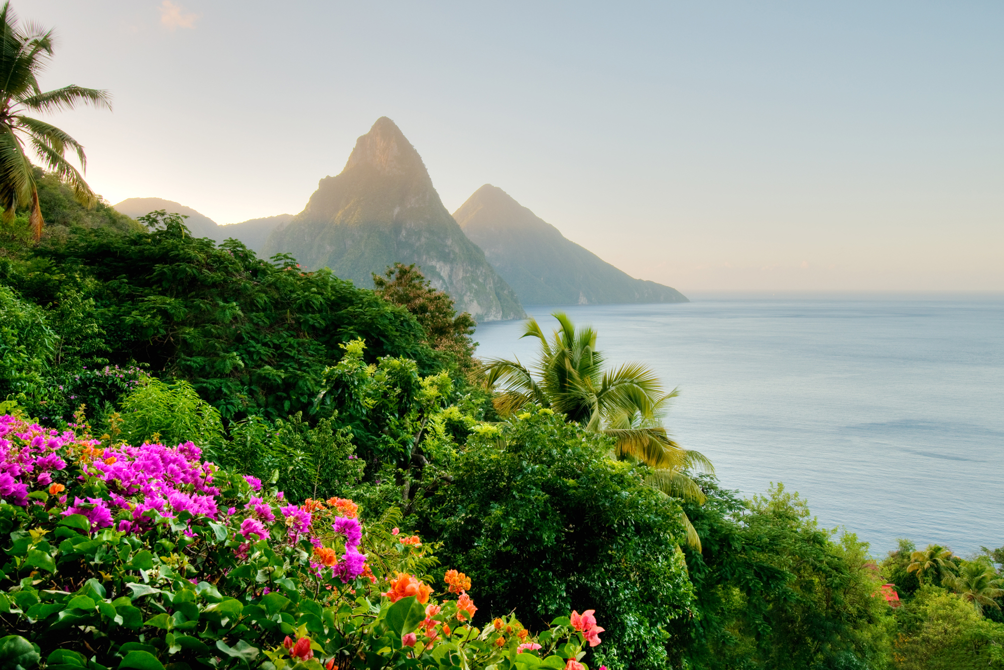 15 Caribbean Destinations Made For a Romantic Getaway