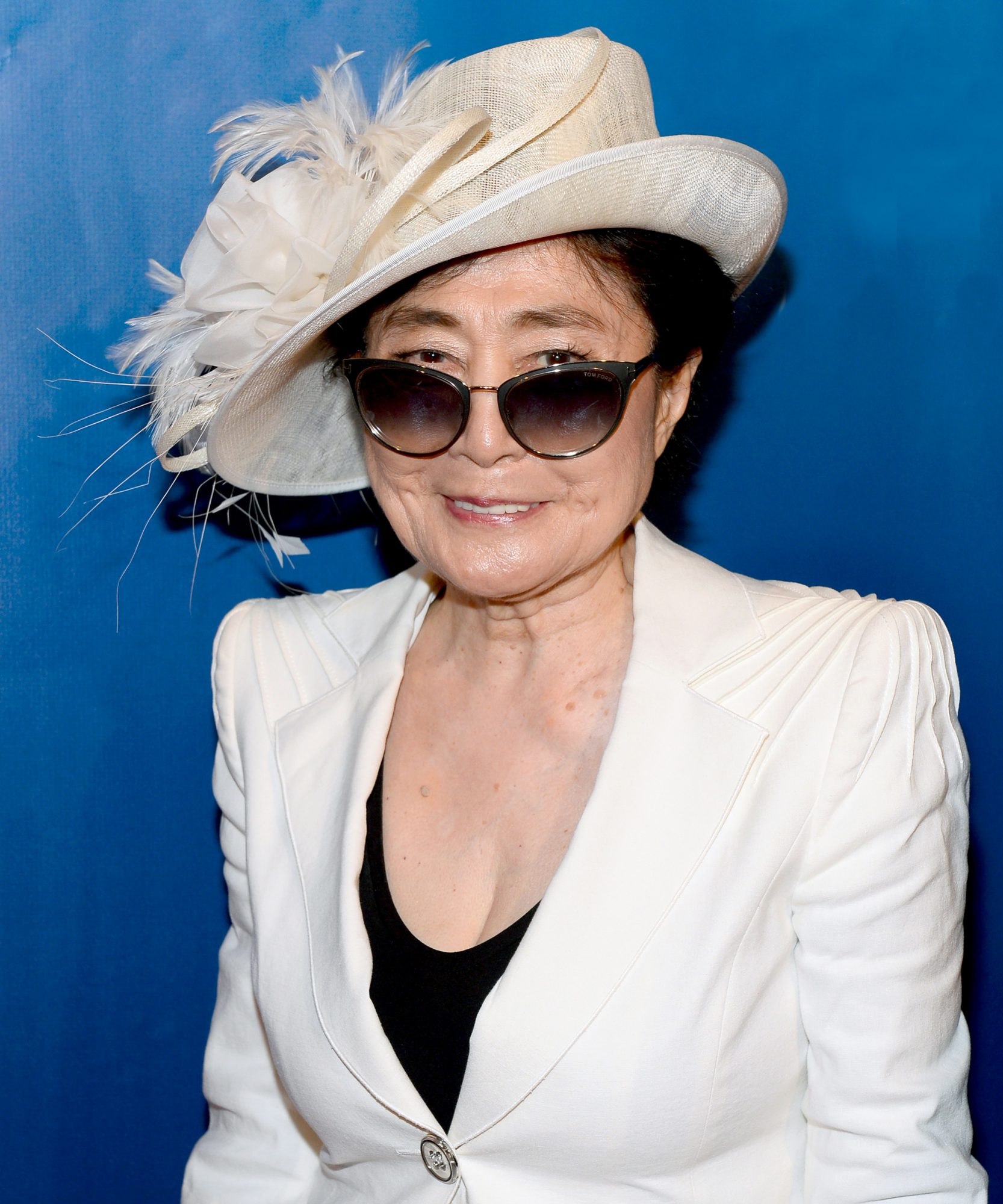 "Yoko Ono Co-Wrote John Lennon's ""Imagine"" and Is Finally Getting Credit"
