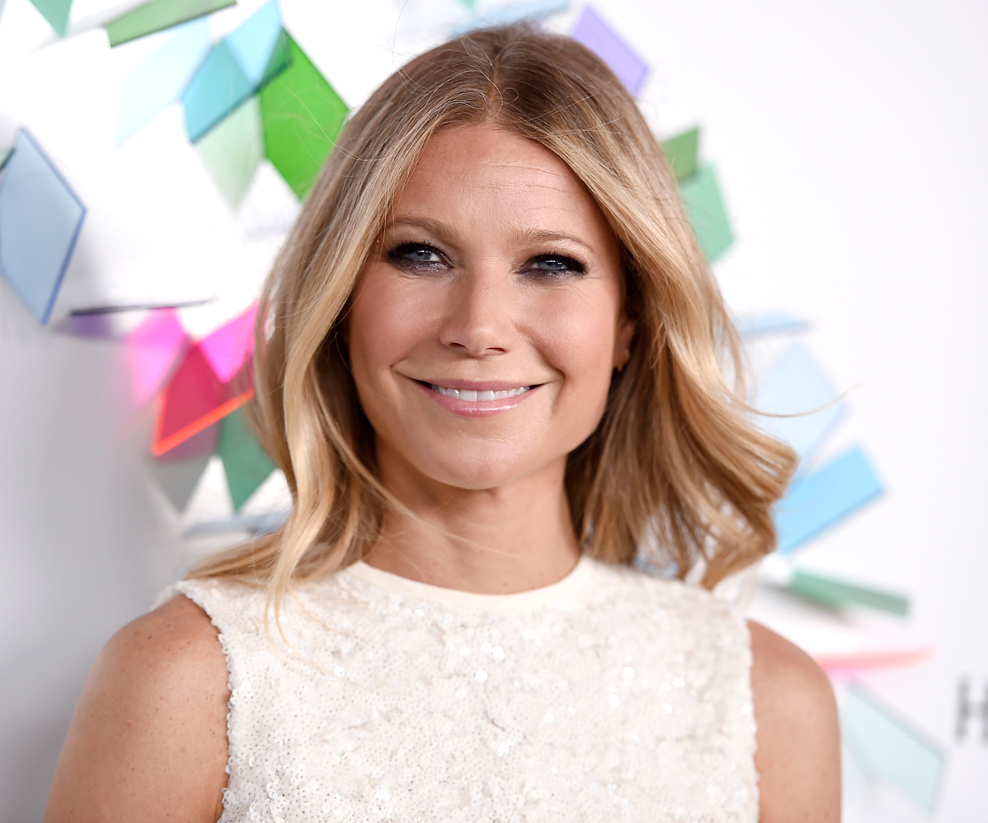 Heaven Might Actually Be Gwyneth Paltrow's Color-Coordinated Pantry