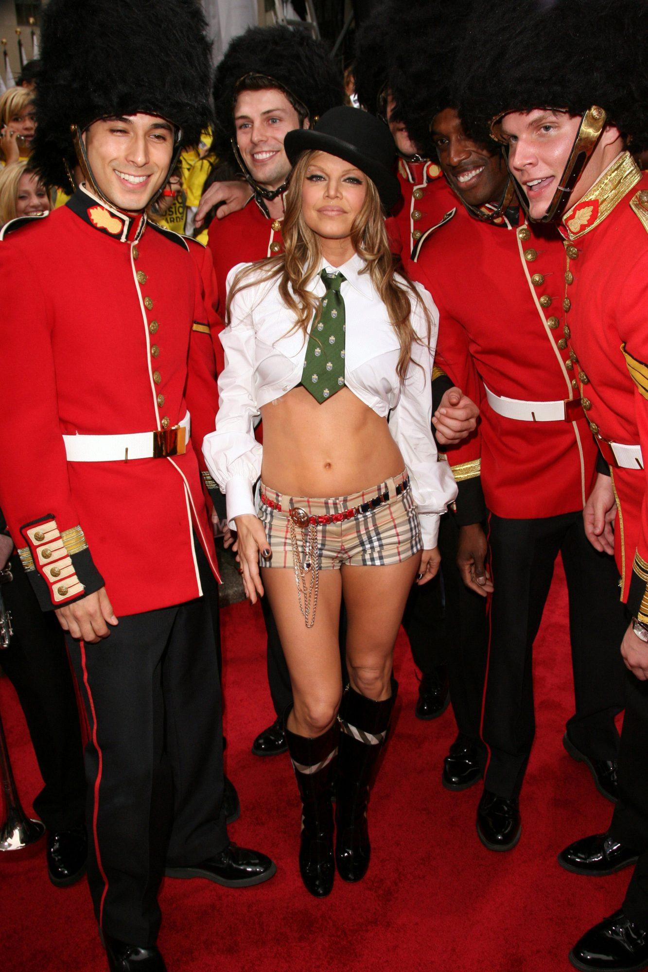 Fergie at the 2006 MTV Video Music Awards