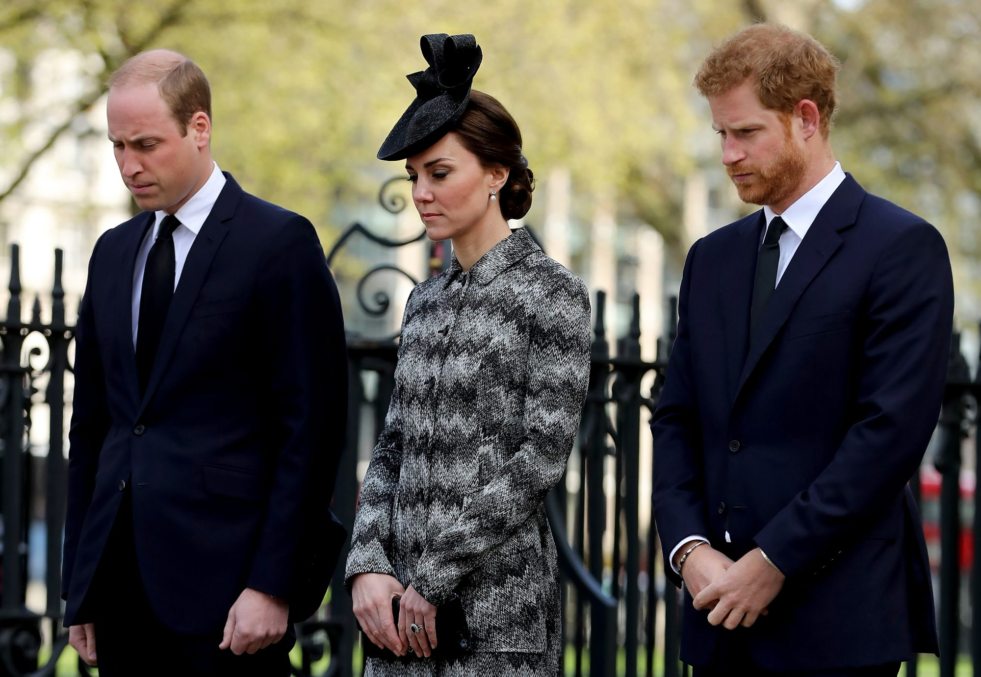 Princes William and Harry, Kate Middleton Will Rededicate Princess Diana's Grave This Weekend