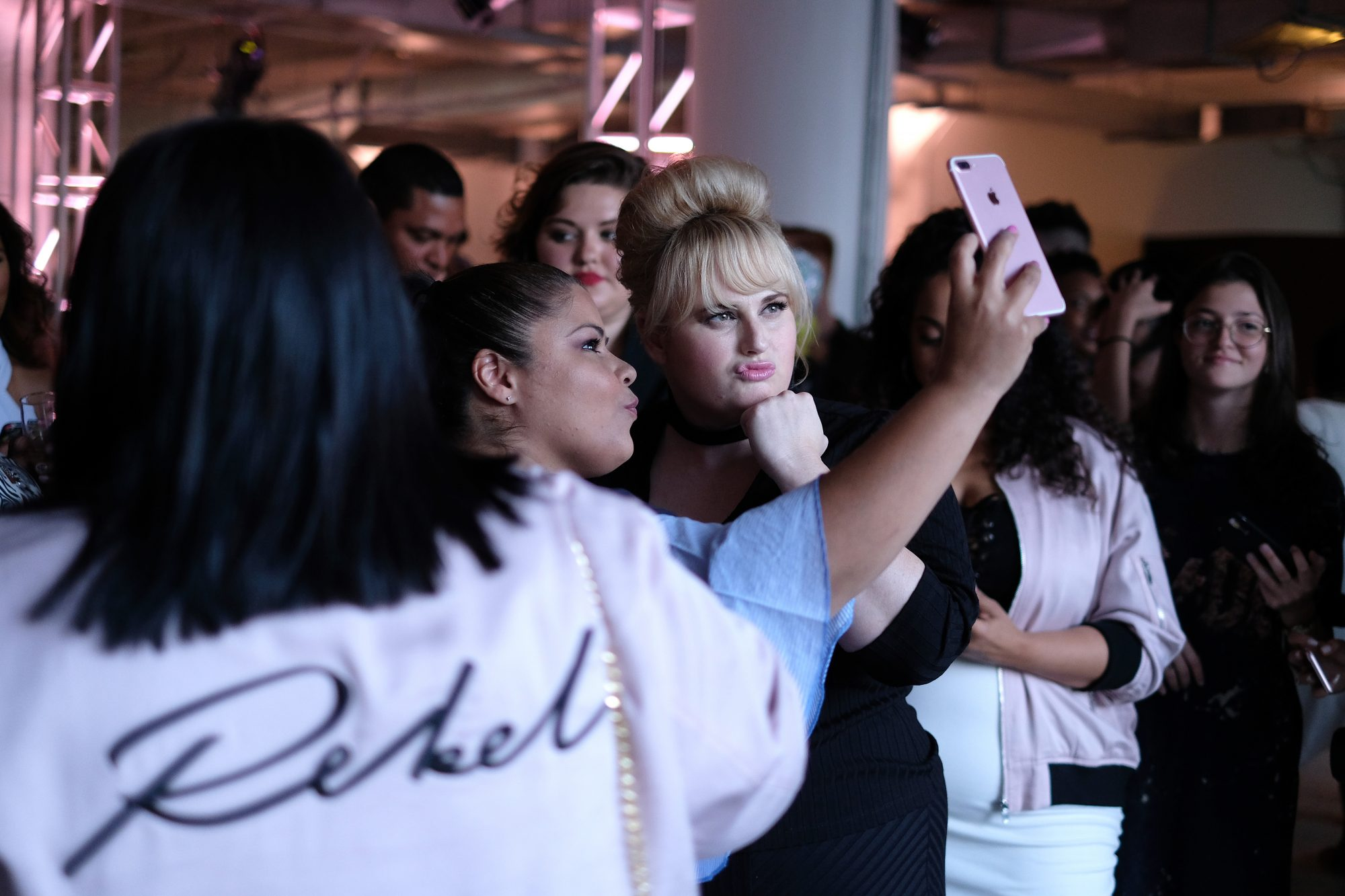Rebel Wilson and Guests
