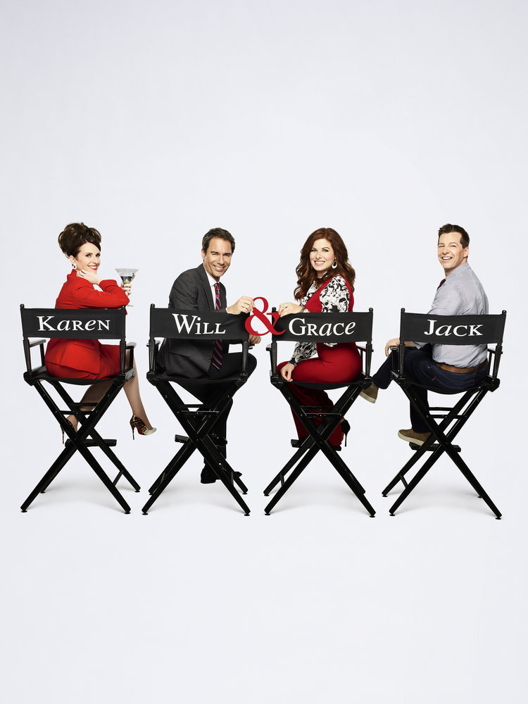 <em>Will & Grace</em>Celebrated the Fourth of July with a New Promo Video
