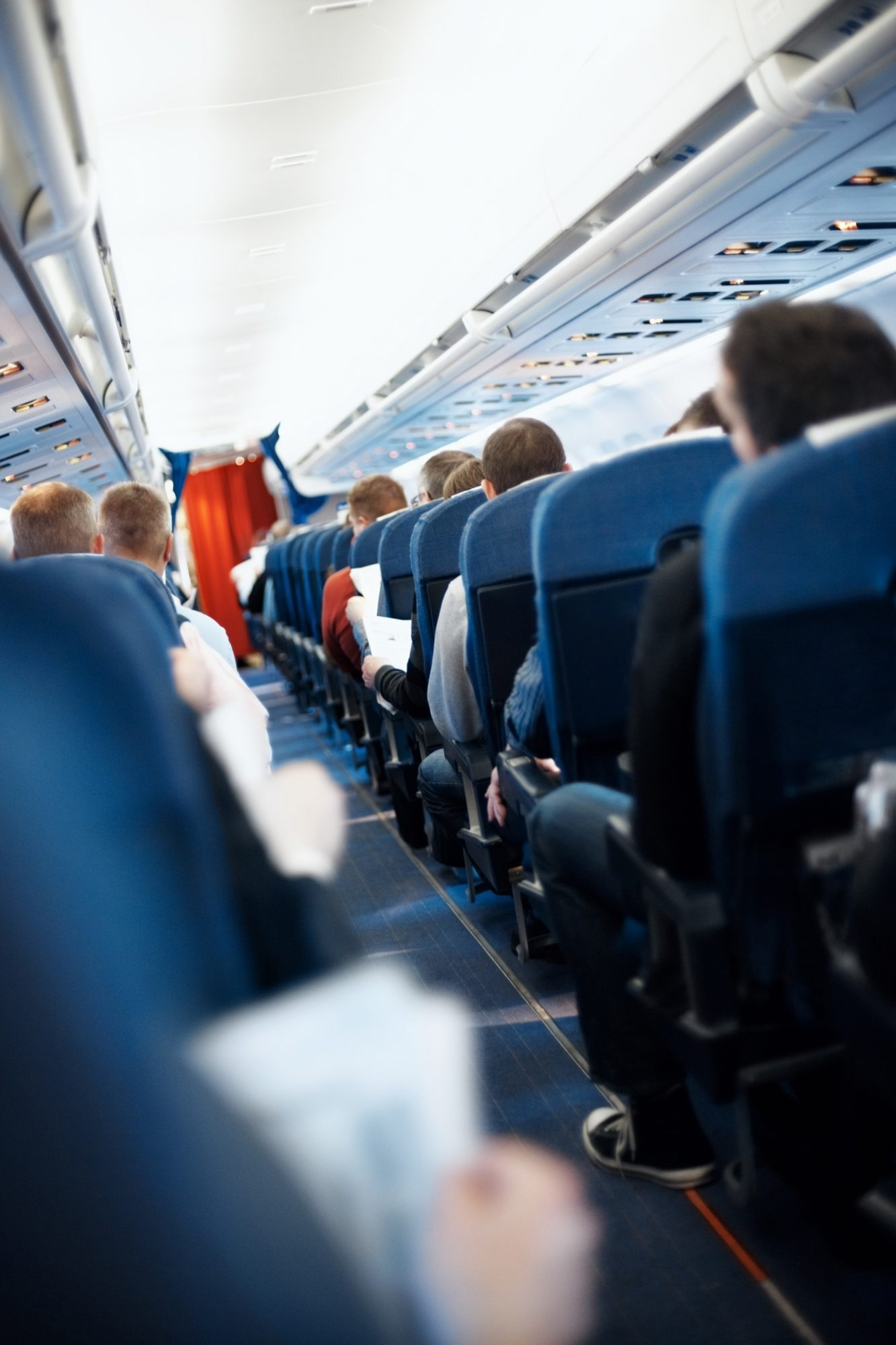 This Brilliant Trick Will Keep You Calm the Next Time You Hit Turbulence