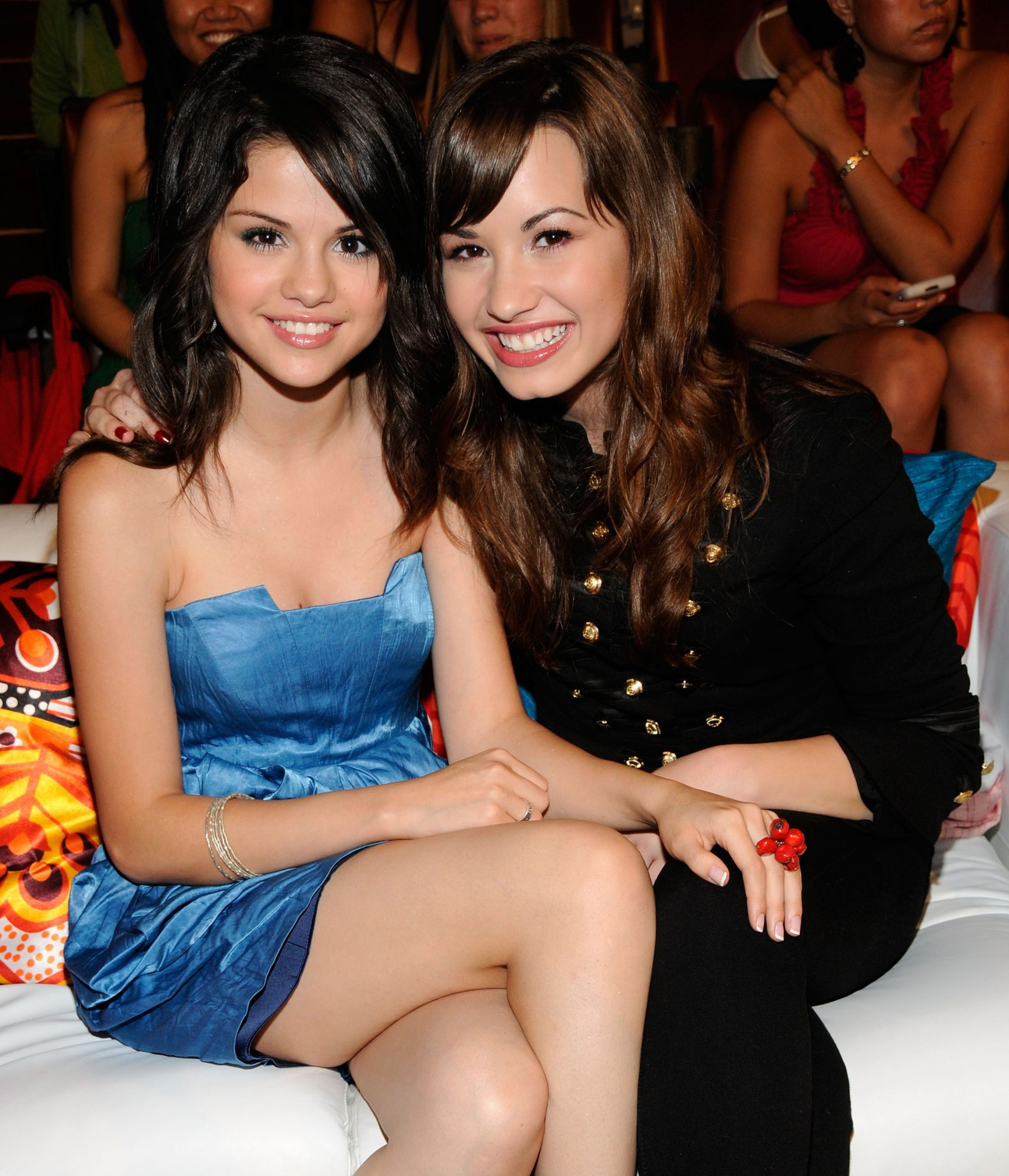Demi Lovato and Selena Gomez Have the Cutest Twitter Exchange Ever
