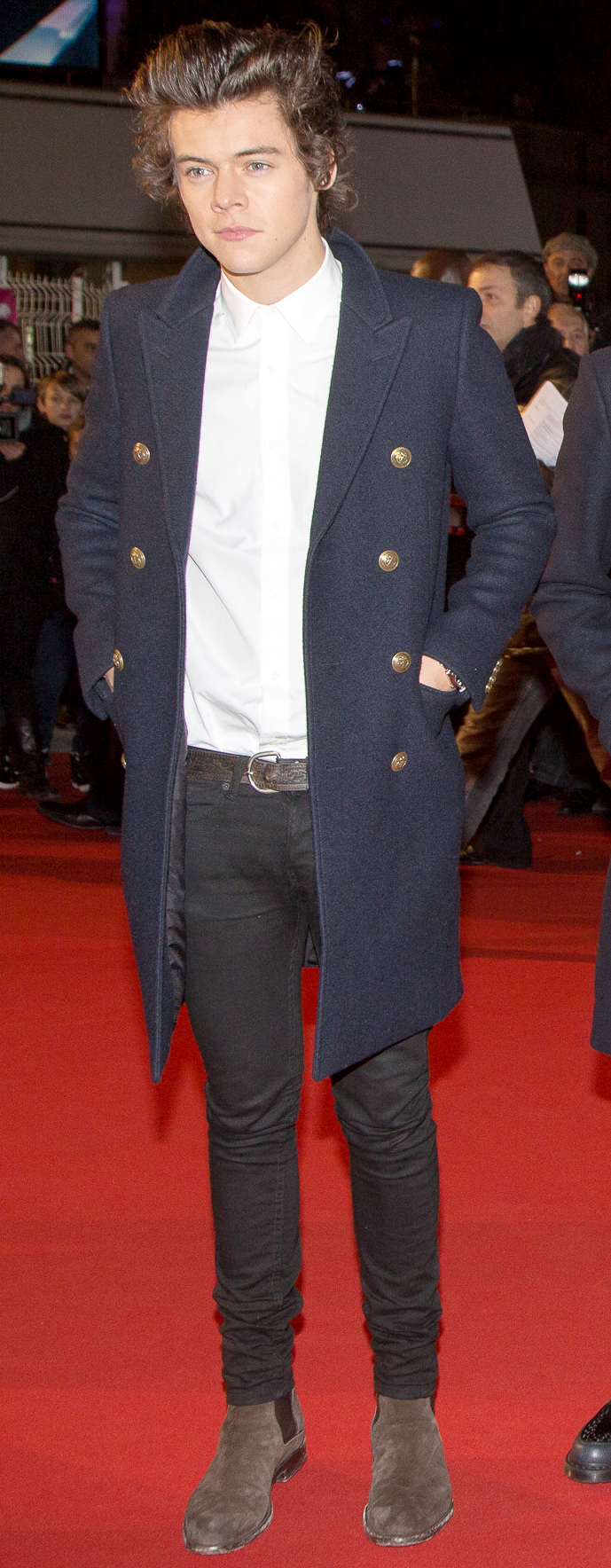 Ryan Gosling And Chelsea Boots Get Harry Styles S Heart Racing